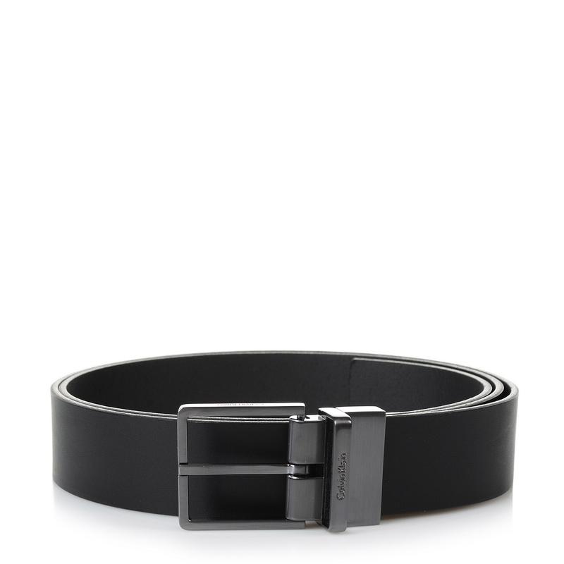 Σετ Δερμάτινη Ζώνη Calvin Klein Gift Set K50K503263 ανδρας   ανδρική ζώνη