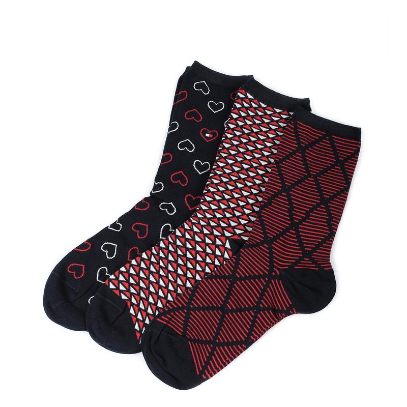 Σετ Κάλτσες Tommy Hilfiger 3-Pack 473019001 γυναικα   κάλτσες