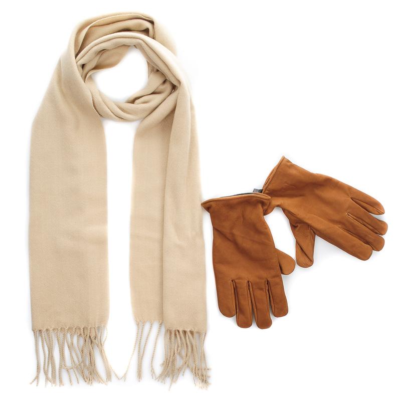 Σετ Κασκόλ - Γάντια Trussardi Jeans 57W203 ανδρας   αντρικό γάντι