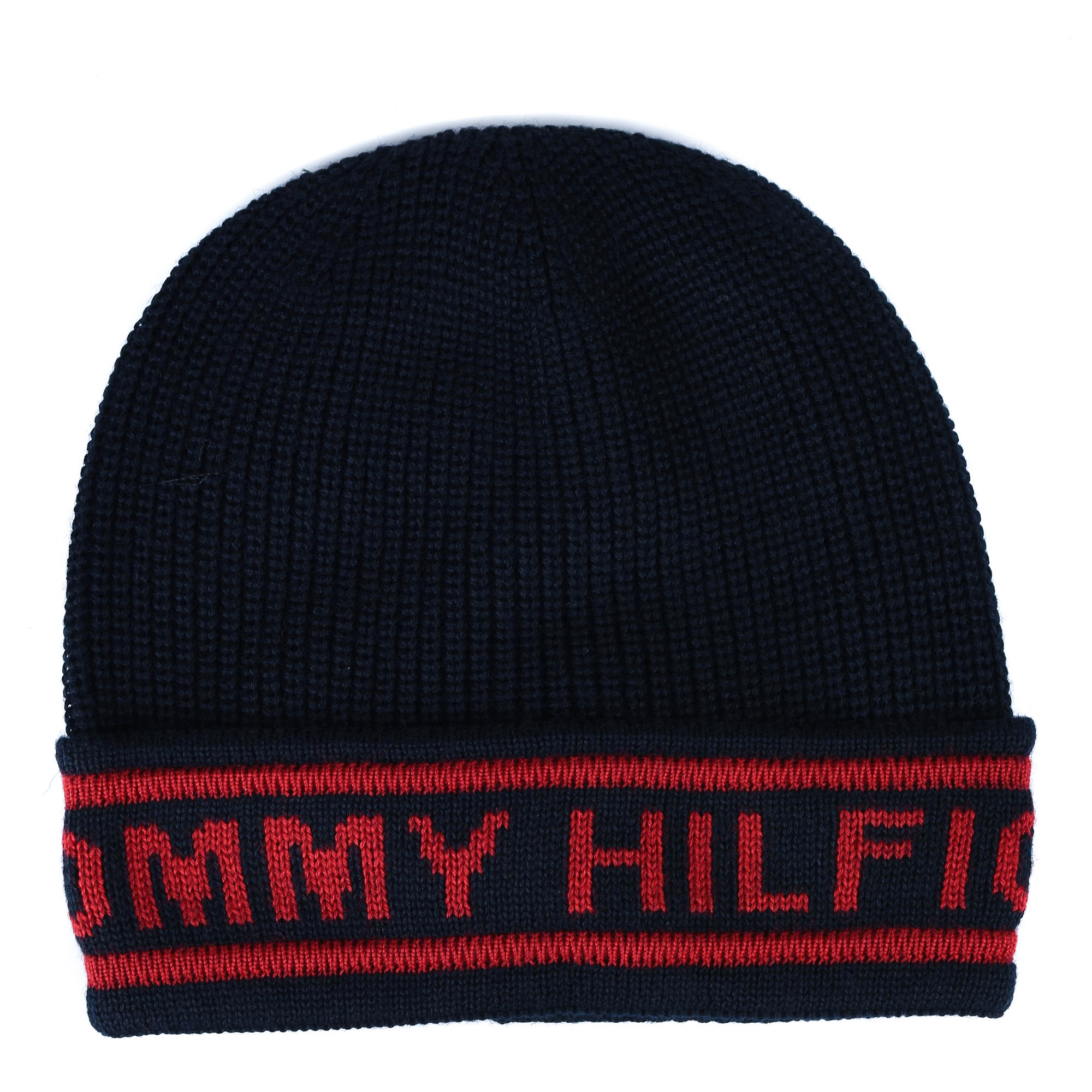 Σκουφάκι Tommy Hilfiger Selvedge Kint Beanie AM0AM03986 ανδρας   σκουφάκι