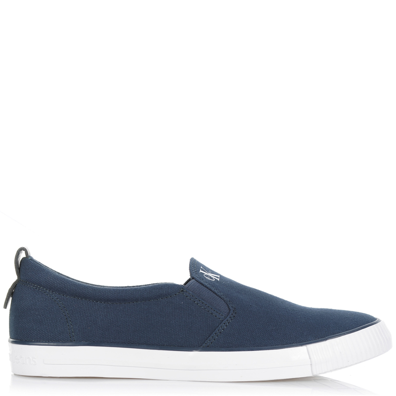 Slippers Calvin Klein Jeans Armand Canvas S0370 ανδρας   ανδρικό παπούτσι
