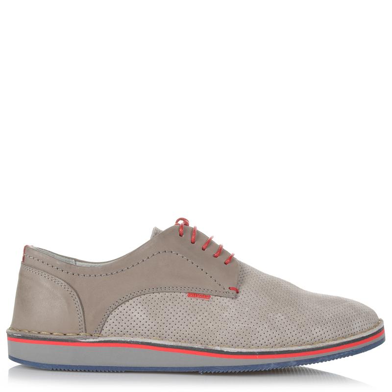 Suede Δερμάτινα Oxford Παπούτσια Kricket MAISON