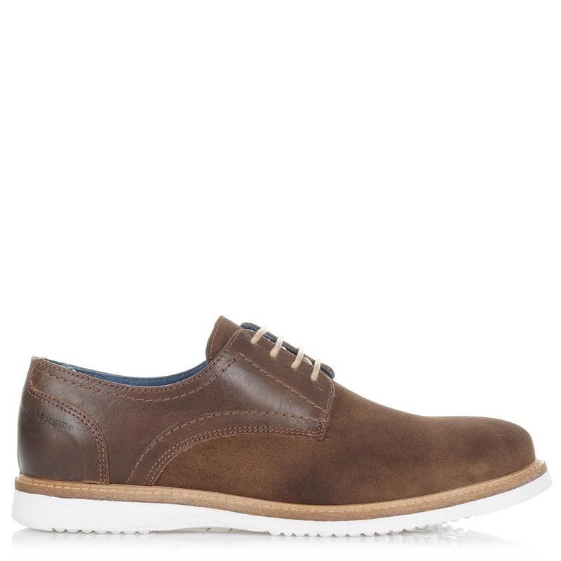 Suede Δερμάτινα Oxford Παπούτσια Jack Morgan 5489 ανδρας   ανδρικό παπούτσι