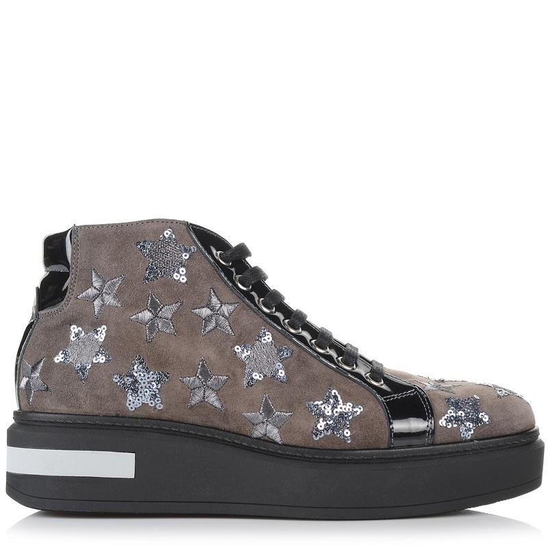 Suede Δερμάτινα Sneakers Kanna KI7847 γυναικα   γυναικείο παπούτσι