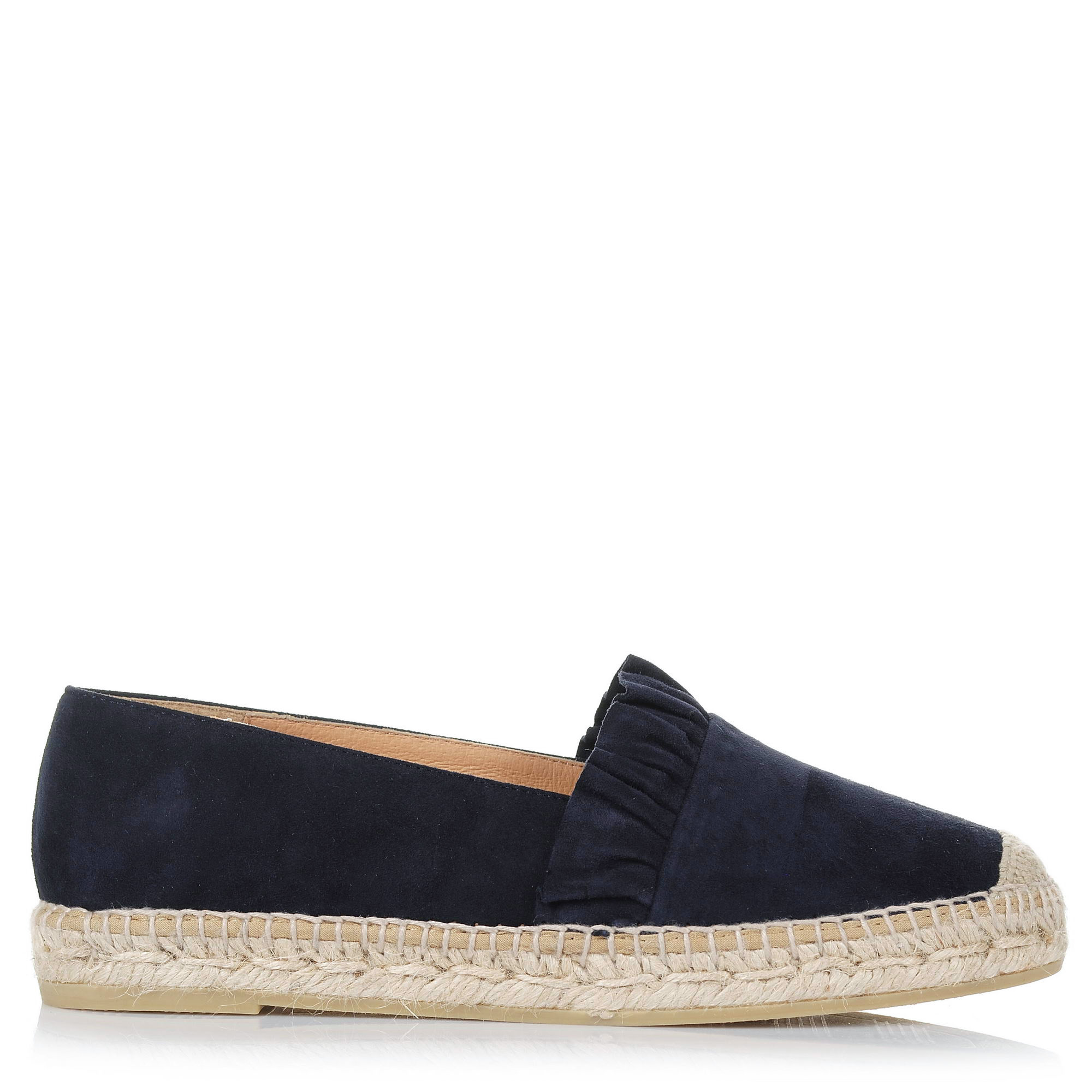 Suede Δερμάτινες Εσπαντρίγιες Kanna KV8000 γυναικα   γυναικείο παπούτσι