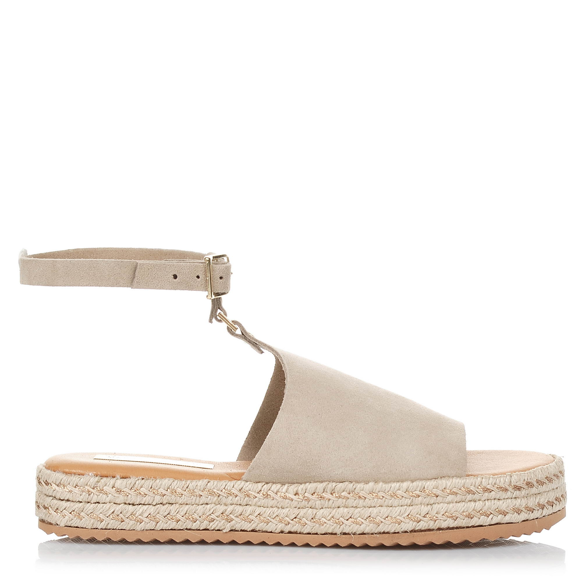 Suede Δερμάτινες Εσπαντρίγιες-Πέδιλα Mariella Fabiani Tsel 2030 γυναικα   γυναικείο παπούτσι