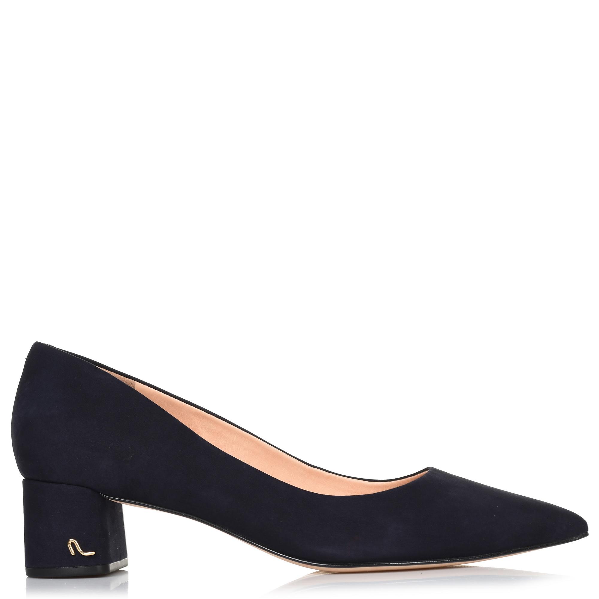 Suede Δερμάτινες Γόβες Carrano Cab2- Nobuck 135201E γυναικα   γυναικείο παπούτσι