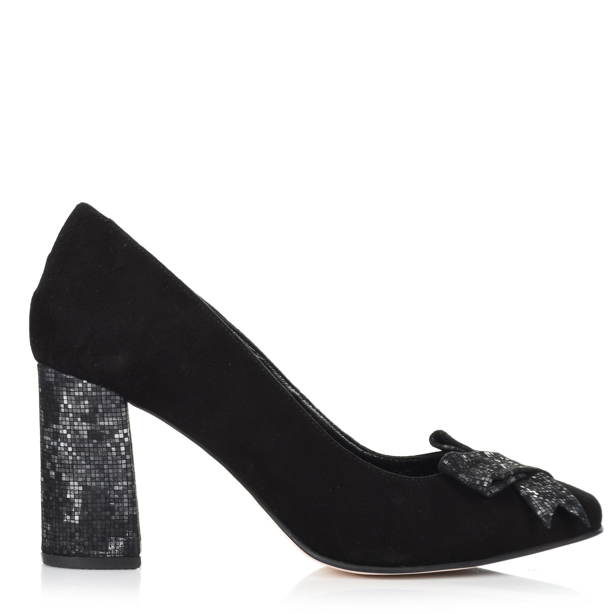 Suede Δερμάτινες Γόβες Este 79753 γυναικα   γυναικείο παπούτσι