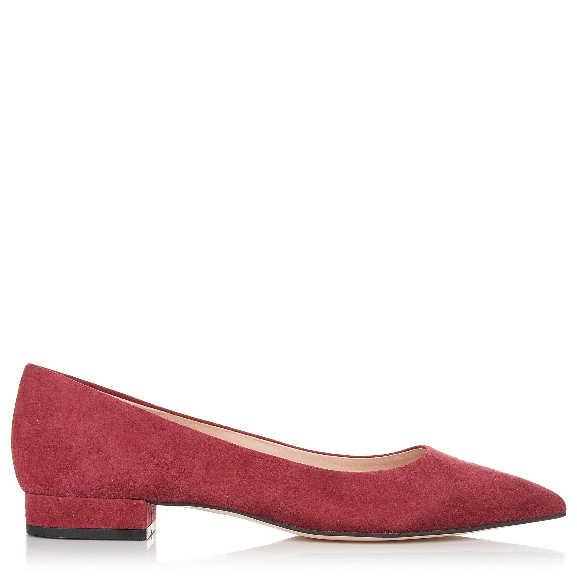 Suede Δερμάτινες Γόβες Mourtzi 1/12800 γυναικα   γυναικείο παπούτσι