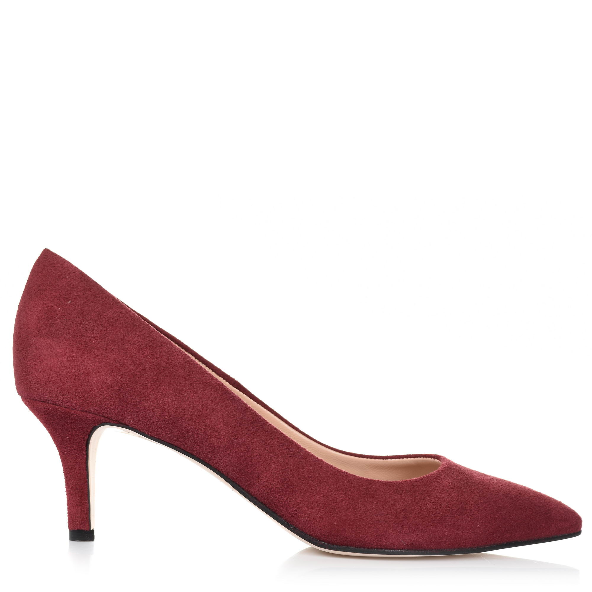 Suede Δερμάτινες Γόβες Mourtzi 55/55600 γυναικα   γυναικείο παπούτσι