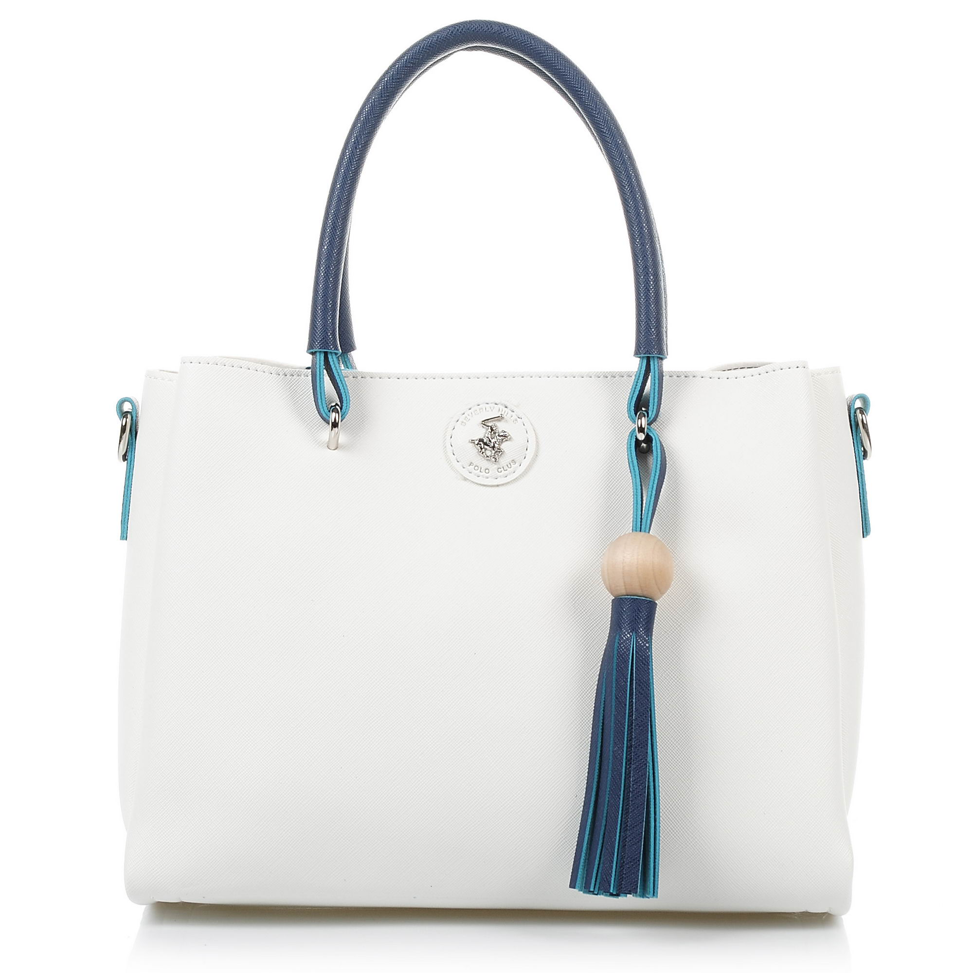 3559de474d0 ... Tote Τσάντα Beverly Hills Polo Club Borsa BH-1270