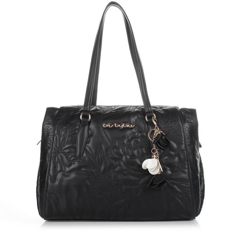 Tote Τσάντα Blu Byblos Shopping Adele 670000 γυναικα   γυναικεία τσάντα