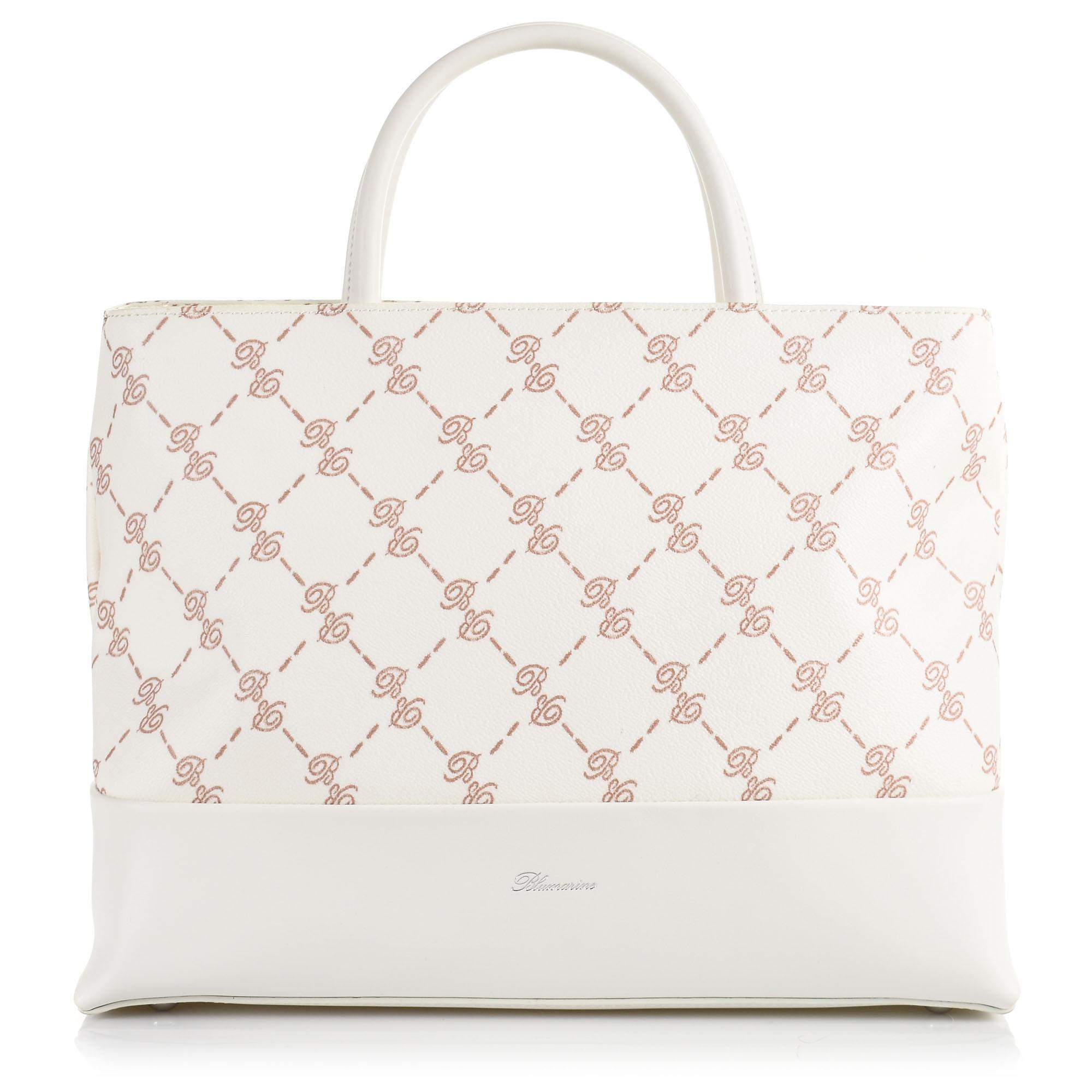 51c308919f -20% Brand Bags Tote Τσάντα Blumarine B.Signature B02.003
