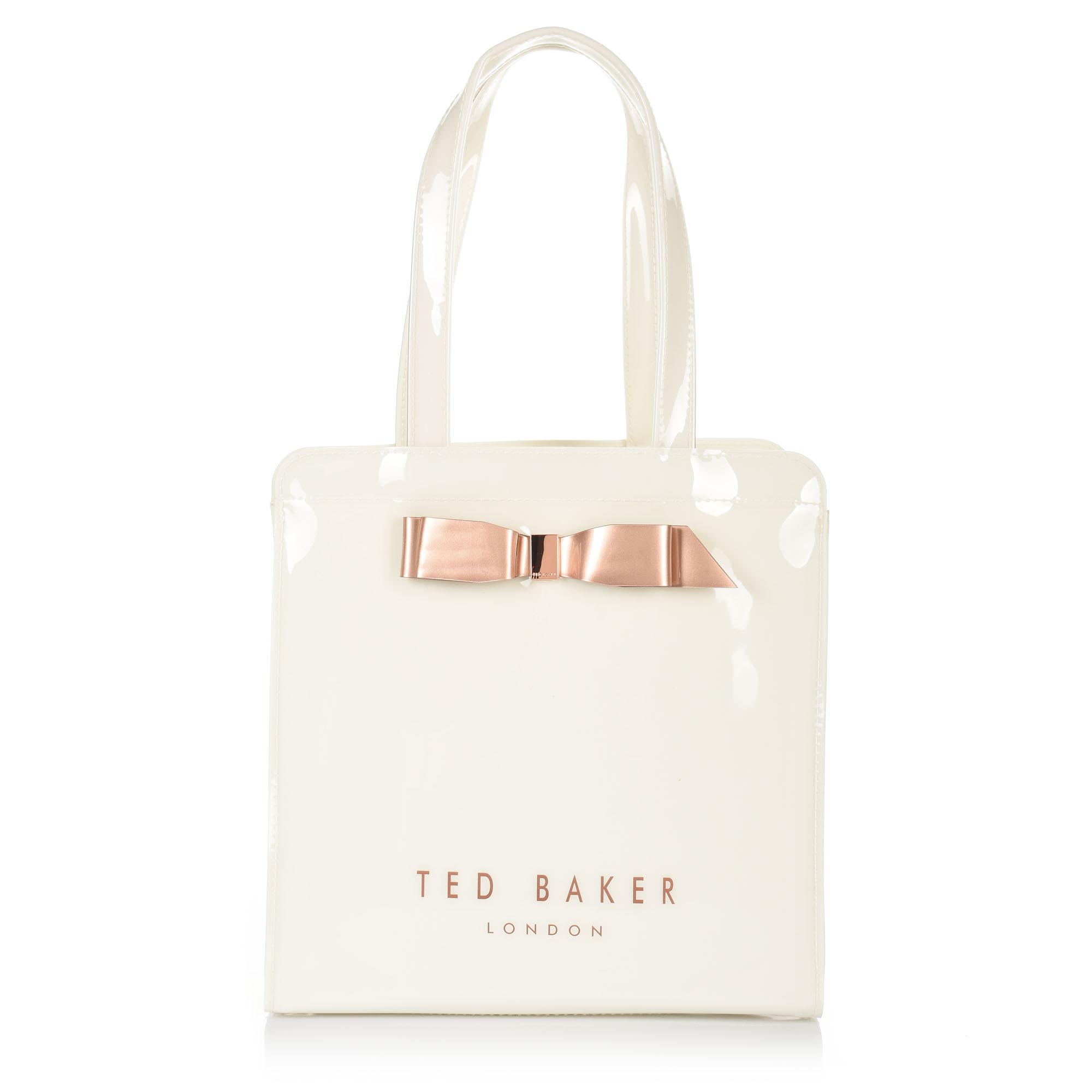 b18595b76c Τote Τσάντα Ted Baker Bow Detail Small Icon Bag XH9W 151045
