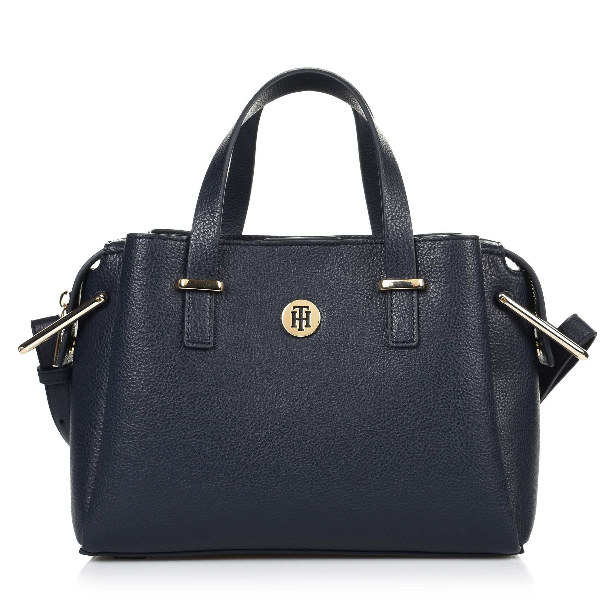7e14603284 Brand Bags Τote Τσάντα Tommy Hilfiger AW0AW06816 Core Med Satchel
