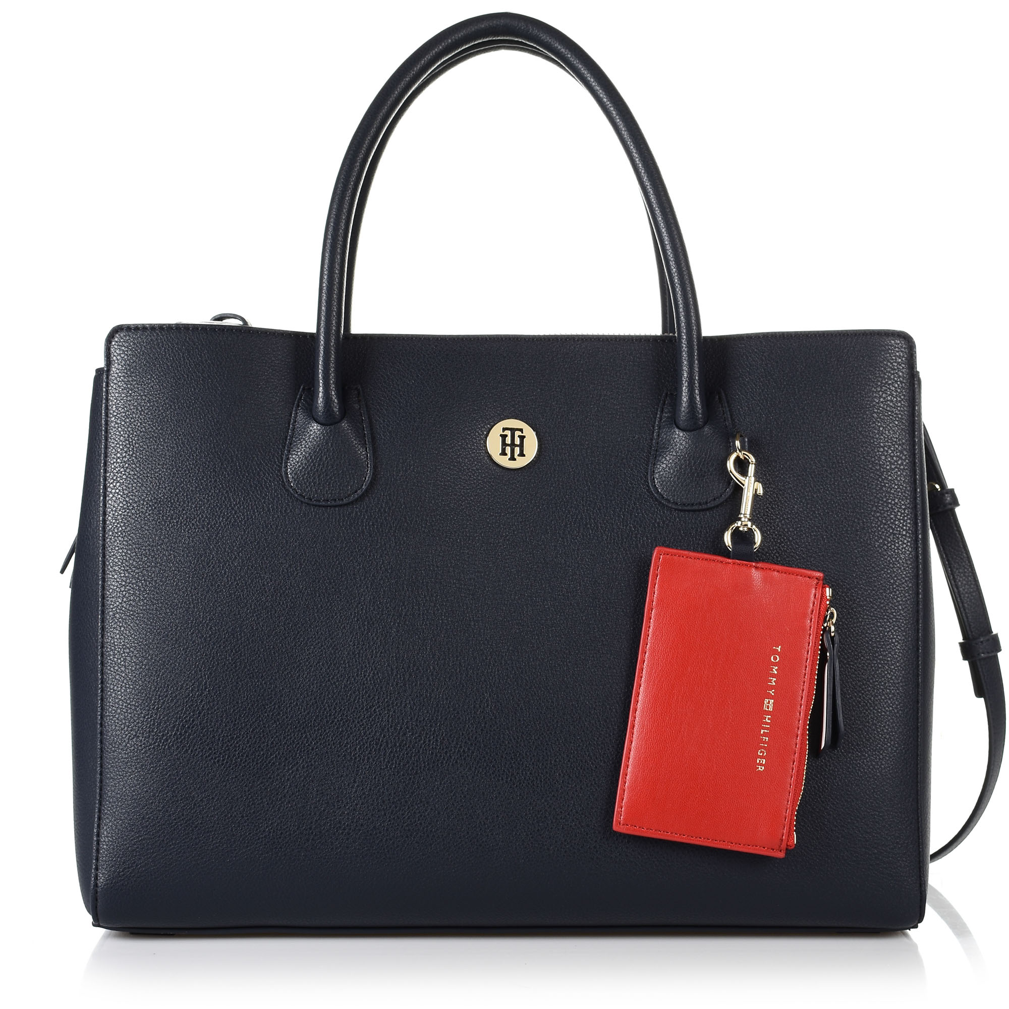 Tote Τσάντα Tommy Hilfiger Charming AW0AW06460