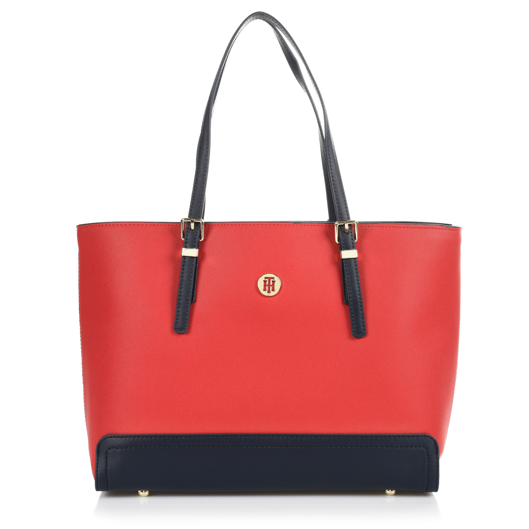 Tote Τσάντα Tommy Hilfiger Honey Med AW0AW06468