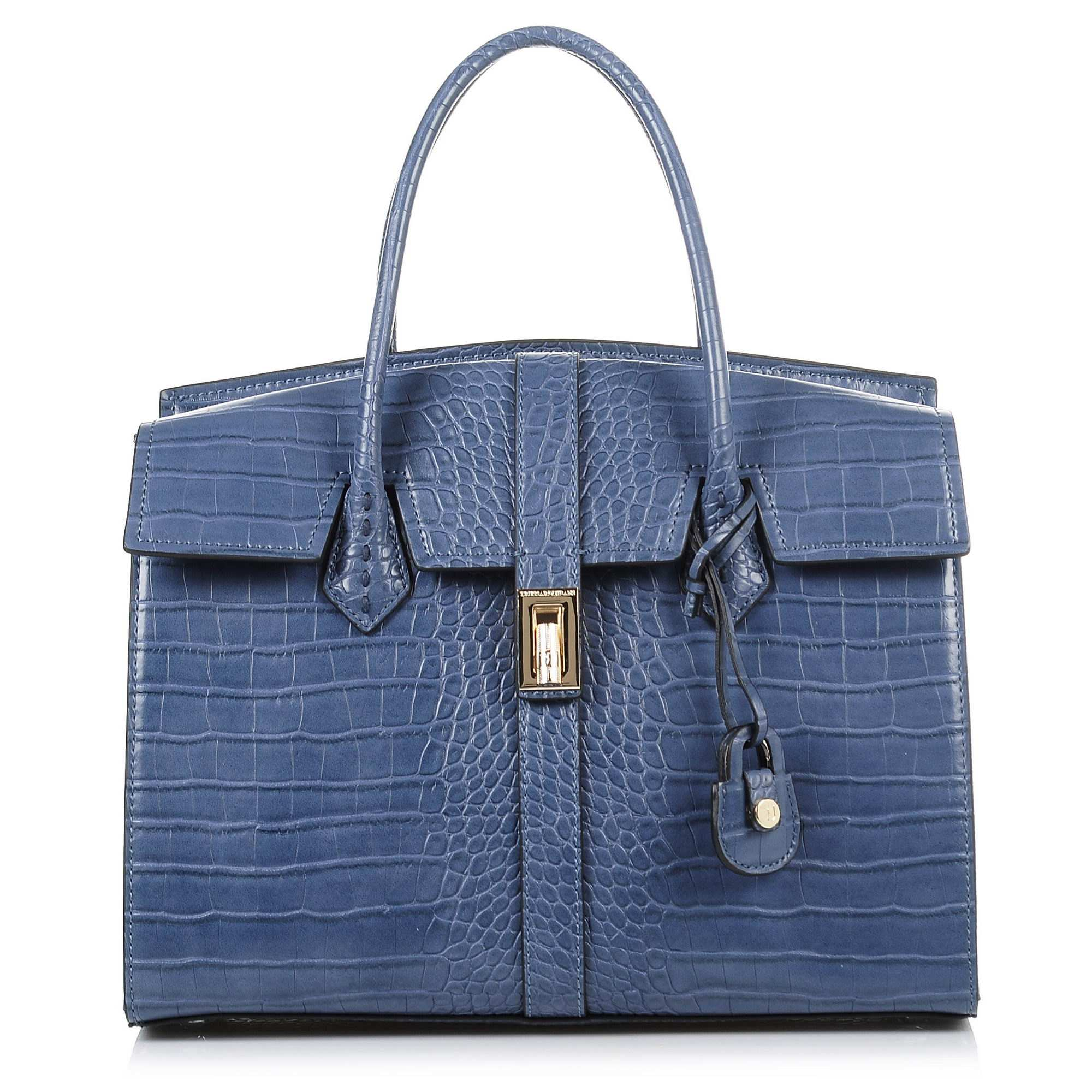 Tote Τσάντα Trussardi Jeans Suzanne Ecoleather Cocco Printed 75B00159