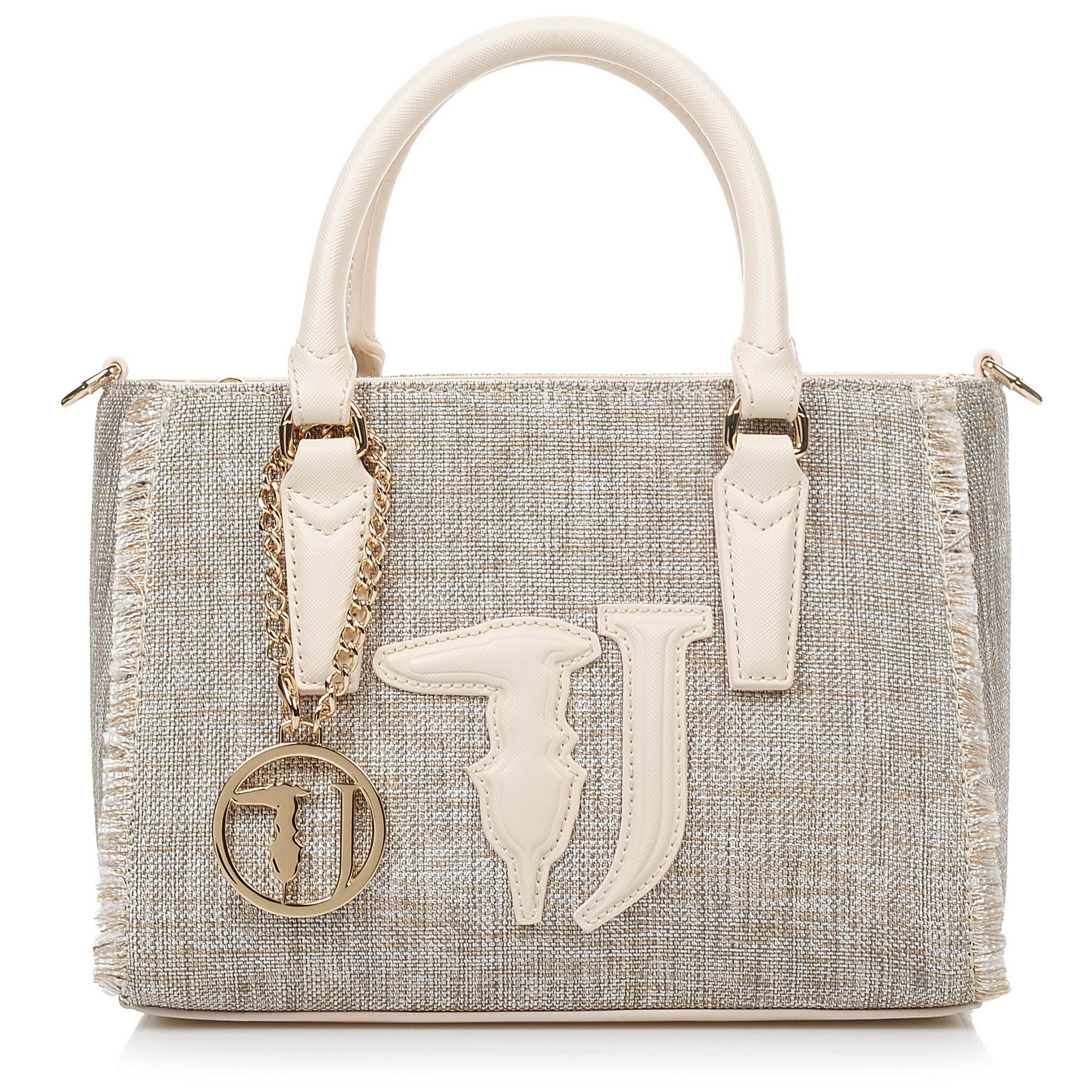 Tote Τσαντάκι Trussardi Jeans Ischia Textil Mini Bag 75B00180 γυναικα   γυναικεία τσάντα