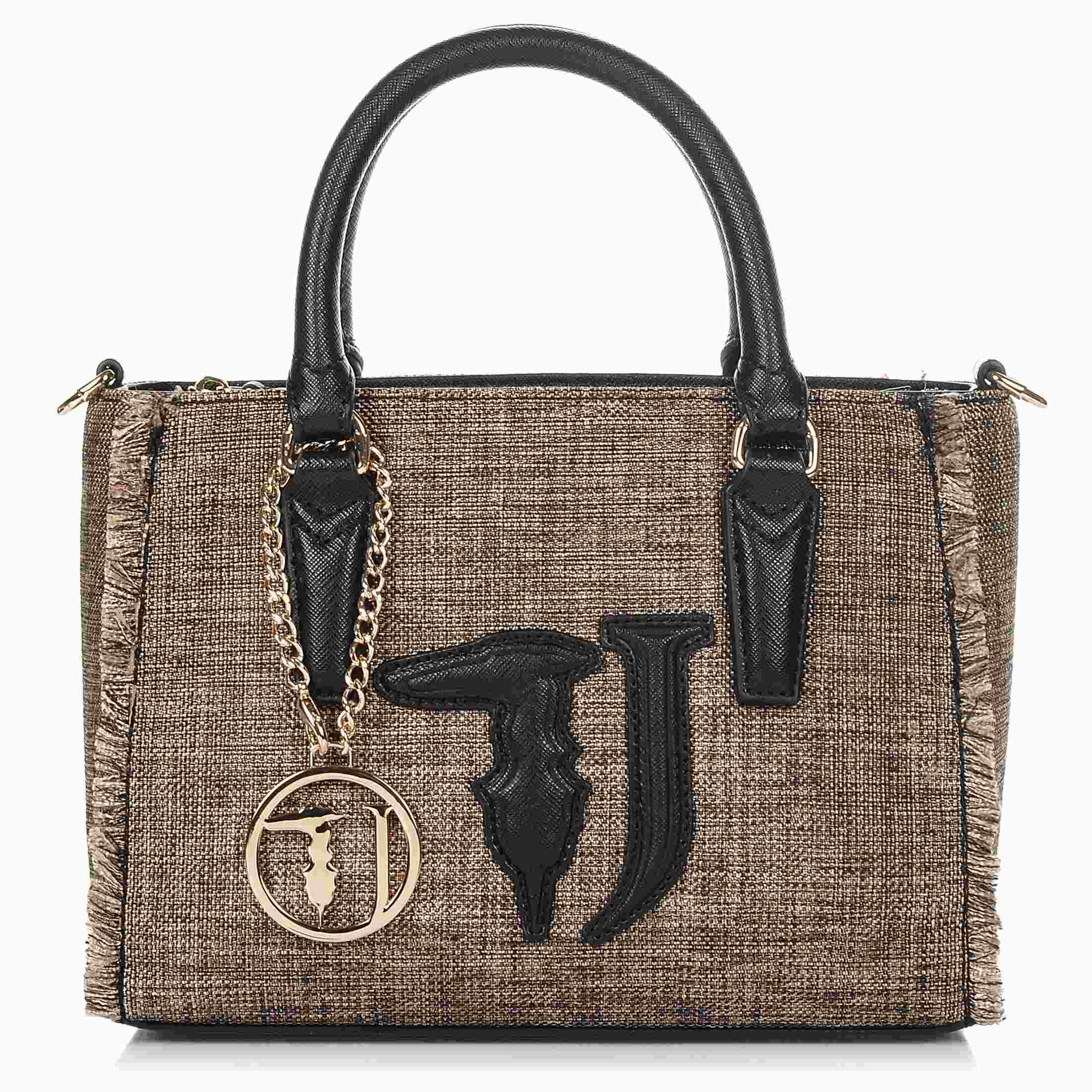 Tote Τσαντάκι Trussardi Jeans Ischia Textil Mini Bag 75B00180