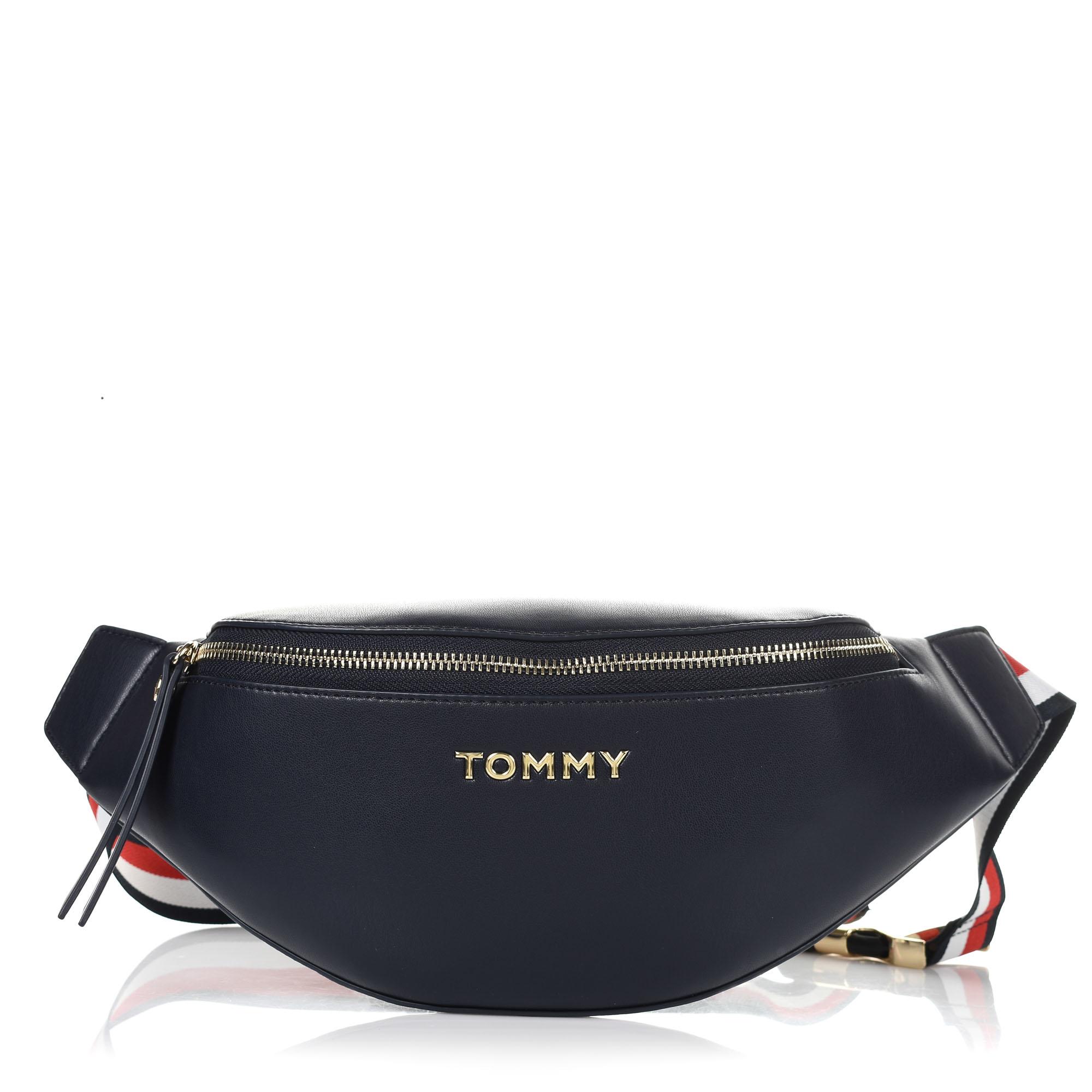 Τσάντα Μέσης Tommy Hilfiger Iconic Tommy Bumbag AW0AW06426
