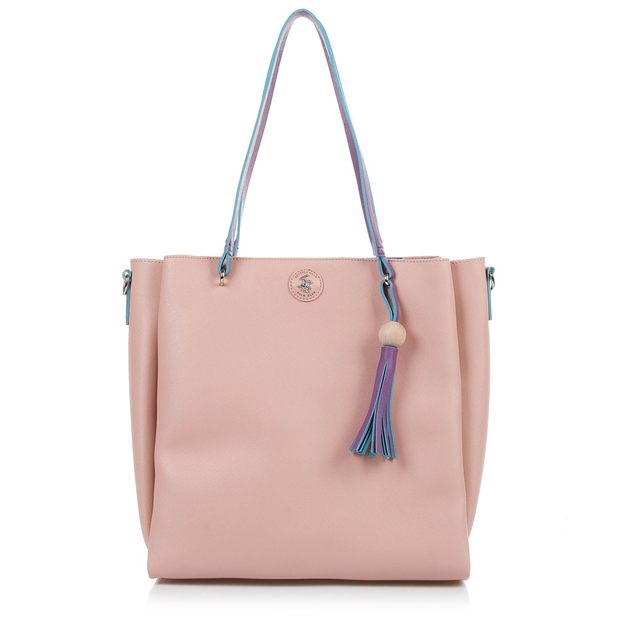 Τσάντα Ώμου Beverly Hills Polo BH-1272