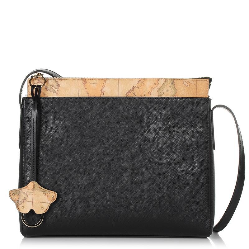 Τσάντα Ώμου - Χιαστί Alviero Martini 1A Classe LGH96 γυναικα   γυναικεία τσάντα