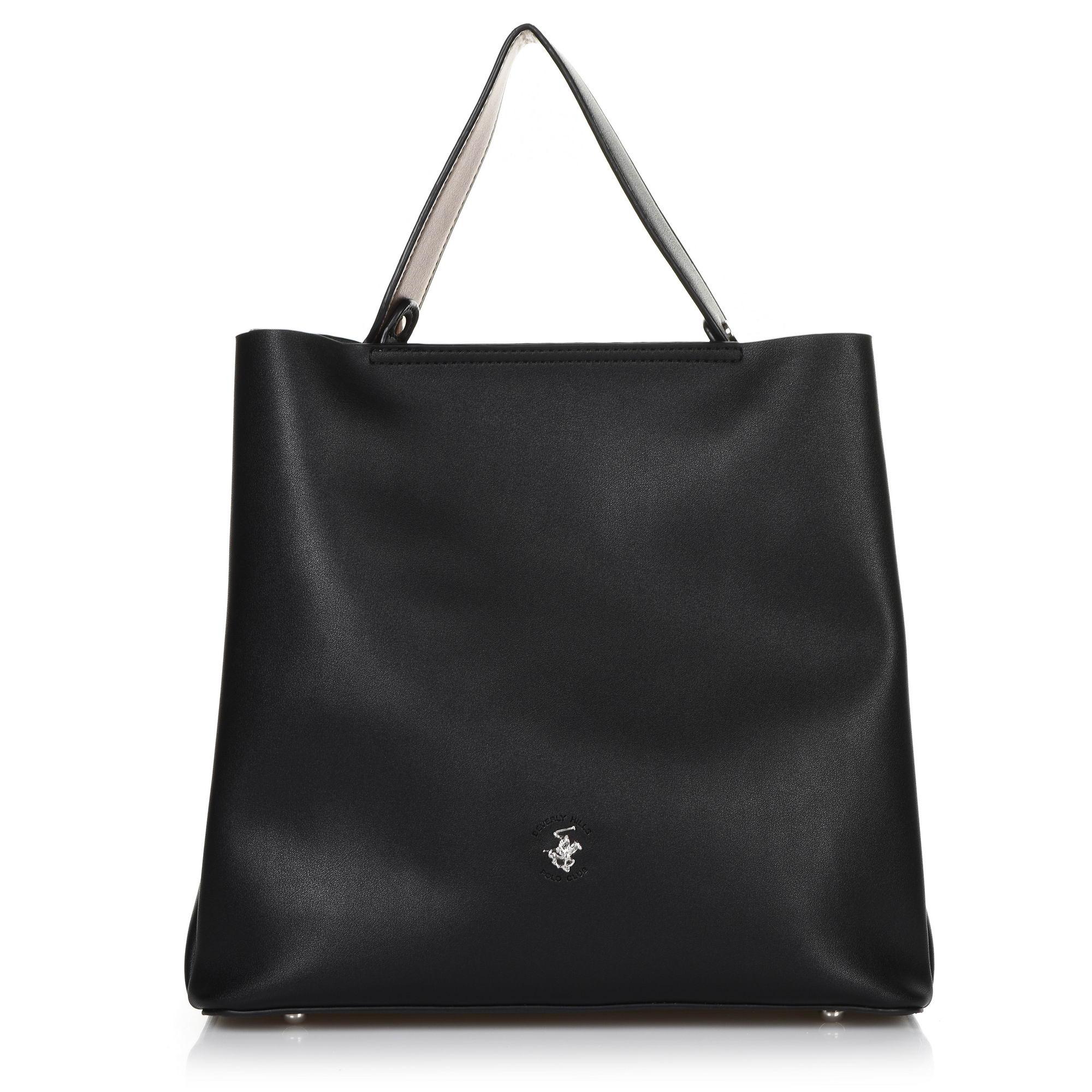 Τσάντα Ώμου-Χιαστί Beverly Hills Polo Club BH-1410