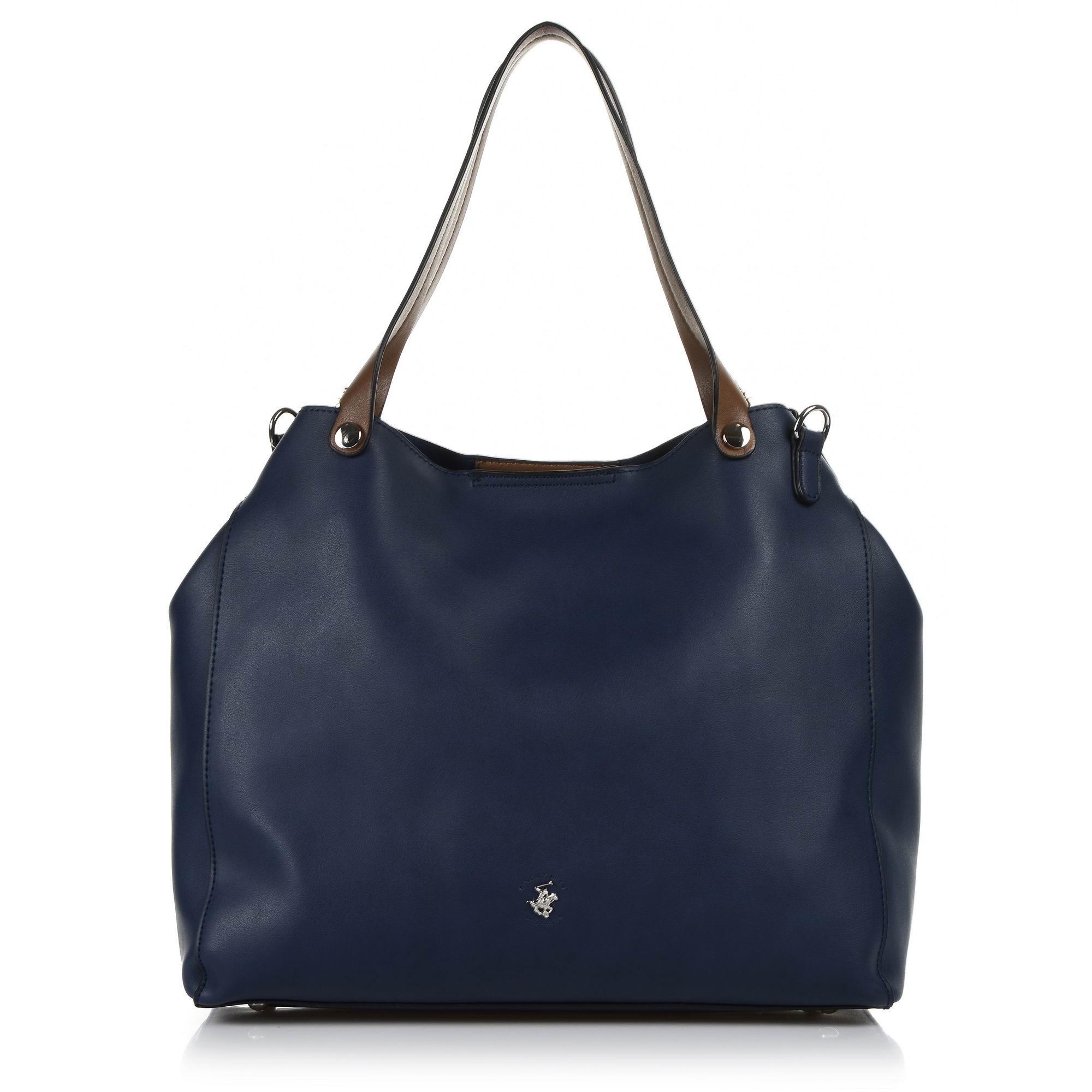 0ac169d42d3 Τσάντα Ώμου-Χιαστί Beverly Hills Polo Club BH-1412