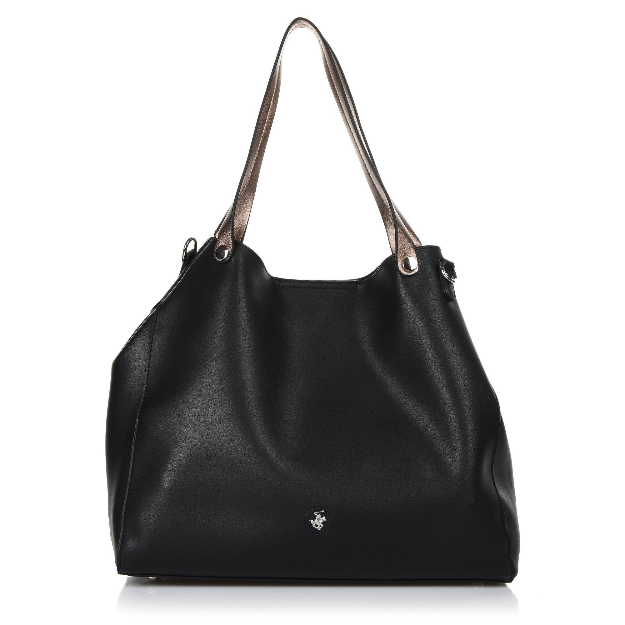 Τσάντα Ώμου-Χιαστί Beverly Hills Polo Club BH-1412