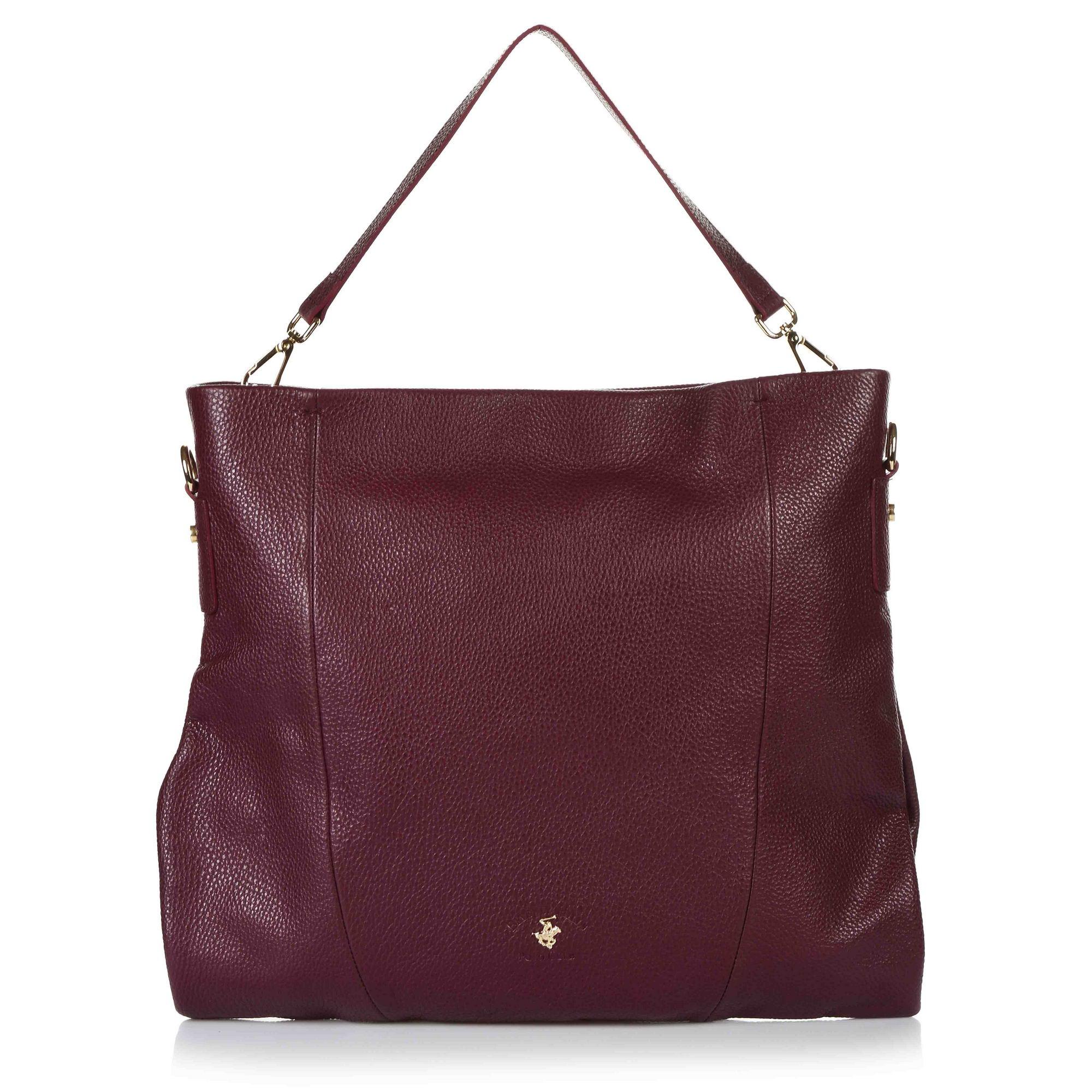 Τσάντα Ώμου-Χιαστί Beverly Hills Polo Club ΒΗ-1523