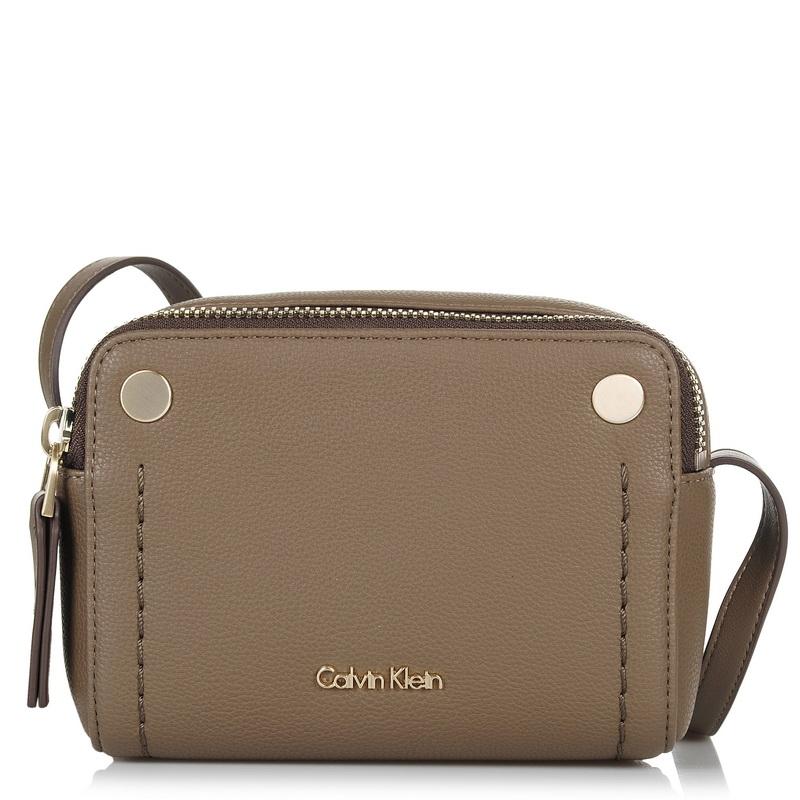 Τσάντα Ώμου- Χιαστί Calvin Klein Yvon Mini CrossBody K60K603651 γυναικα   γυναικεία τσάντα