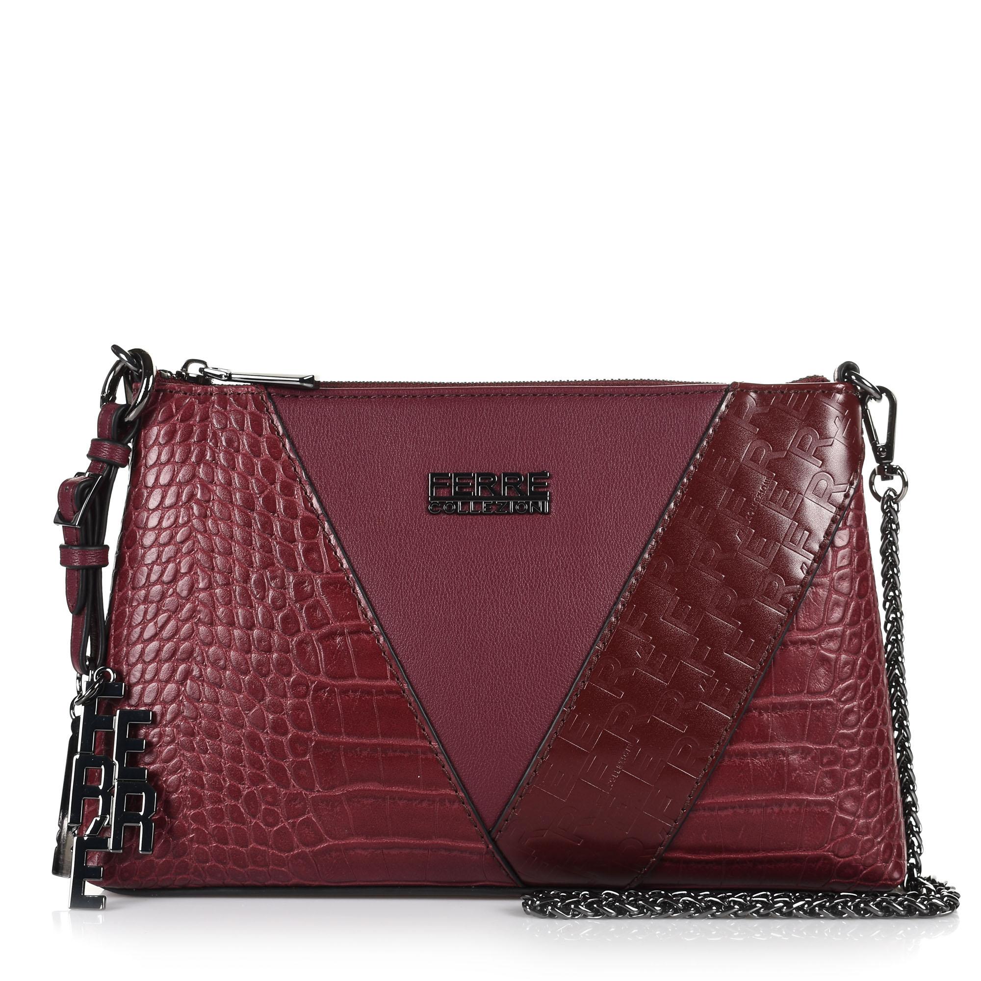Τσάντα Ώμου-Χιαστί Ferre Tigri IFD1B4.048