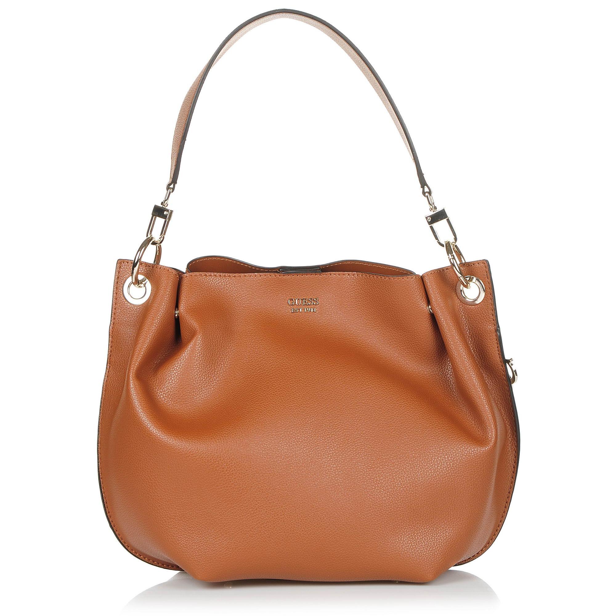 Τσάντα Ώμου-Χιαστί Guess Digital VG685303