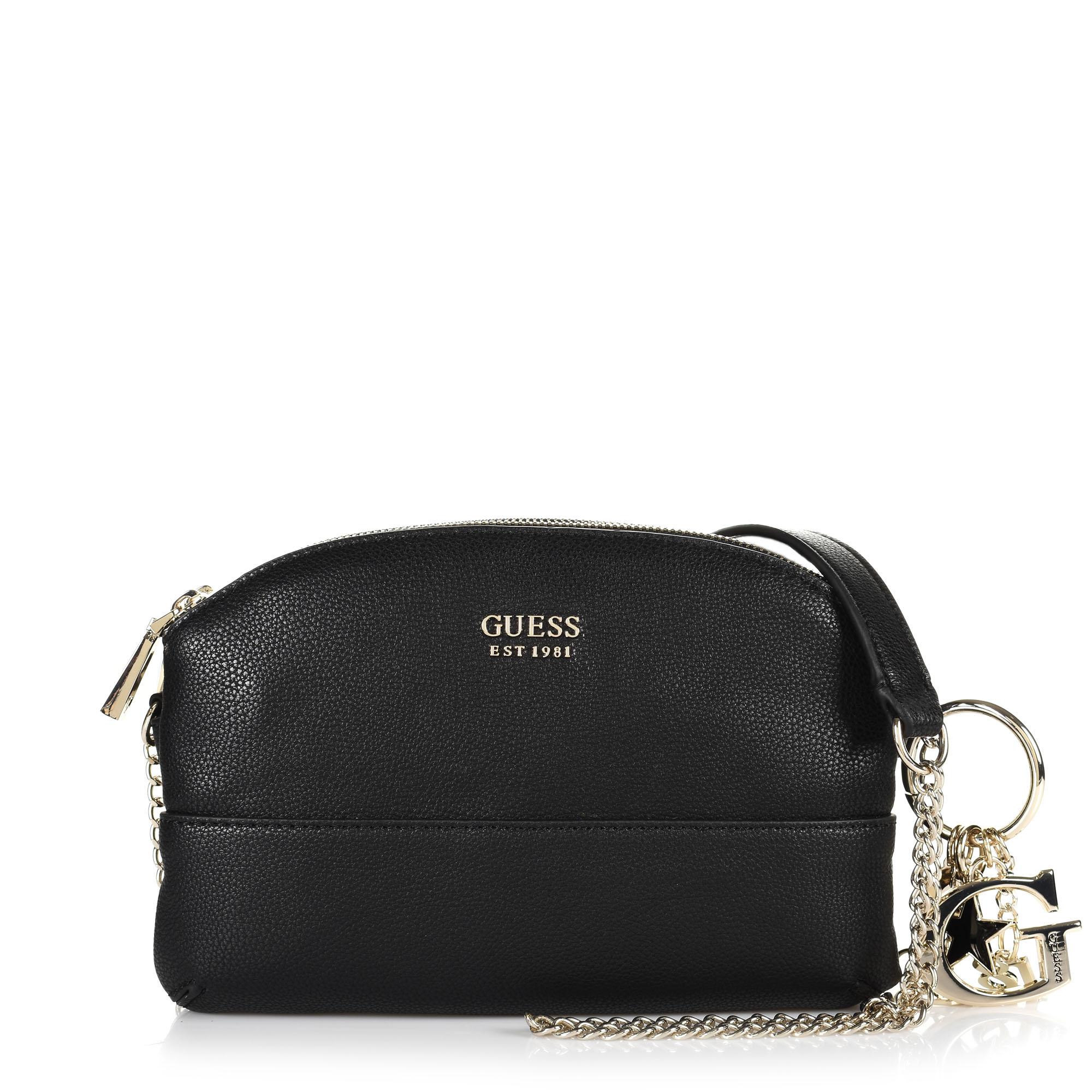 Τσάντα Ώμου-Χιαστί Guess Lila Mini VG743469