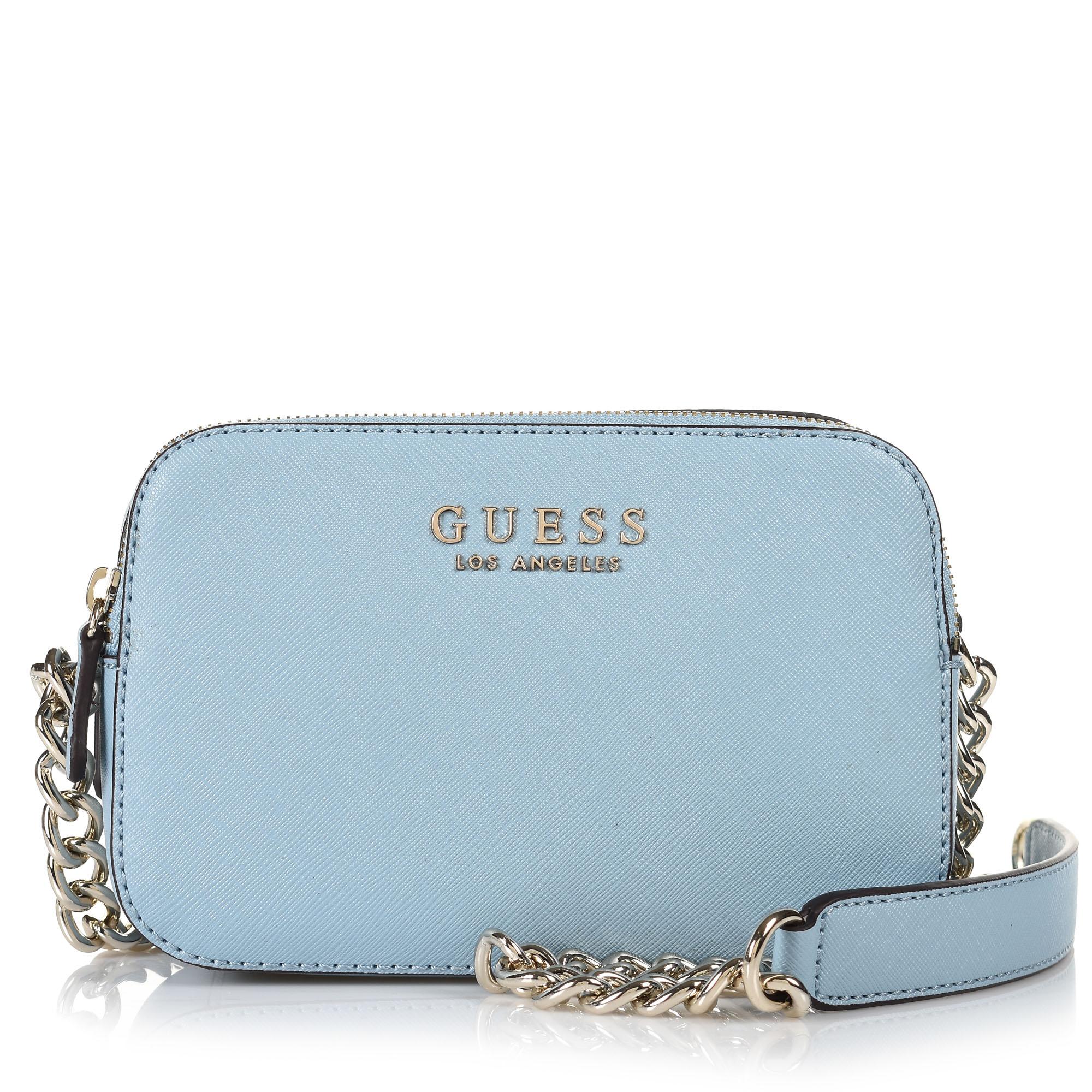 Τσάντα Ώμου-Χιαστί Guess Robyn EV718014 γυναικα   γυναικεία τσάντα