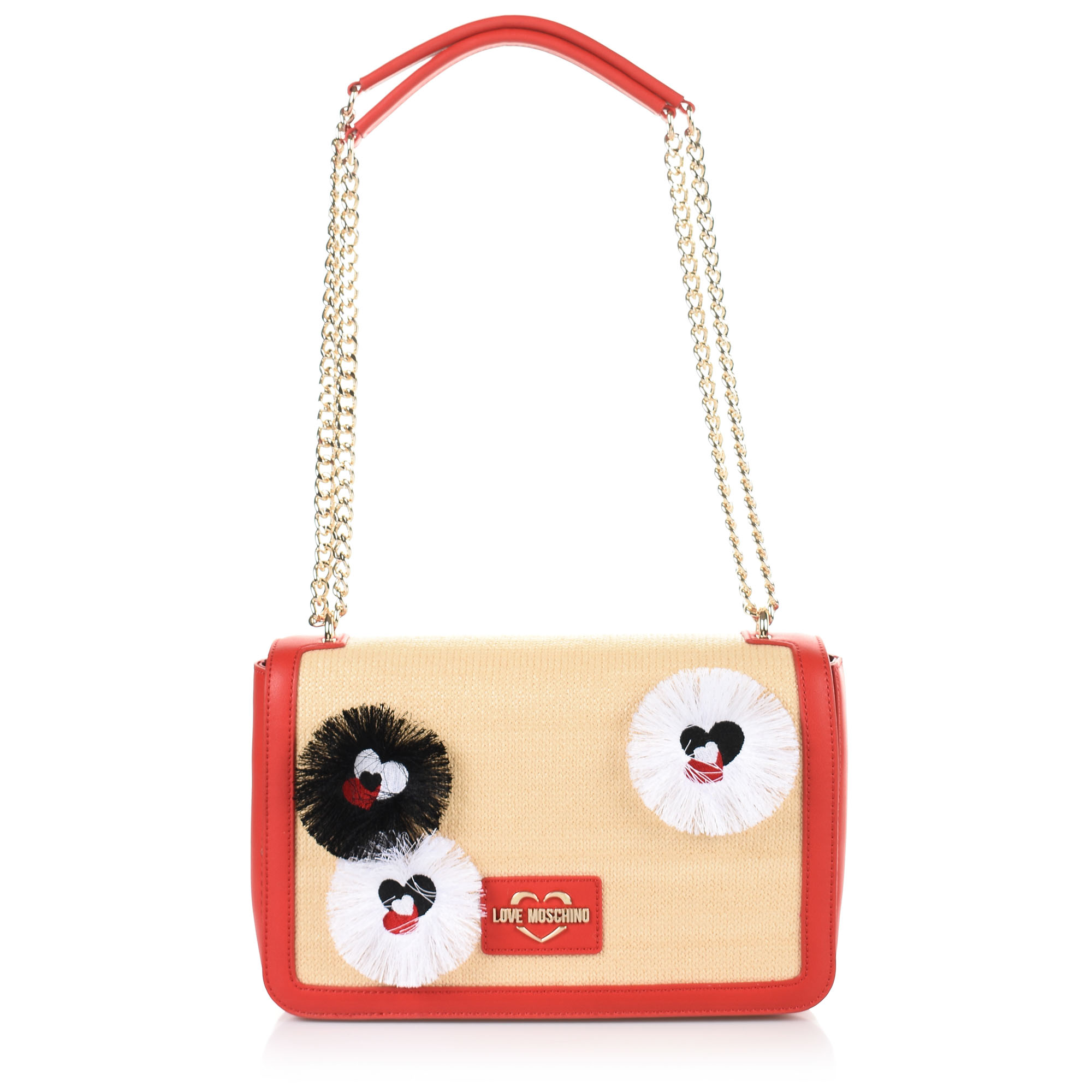 Τσάντα Ώμου-Χιαστί Love Moschino Borsa JC4283PP07KI
