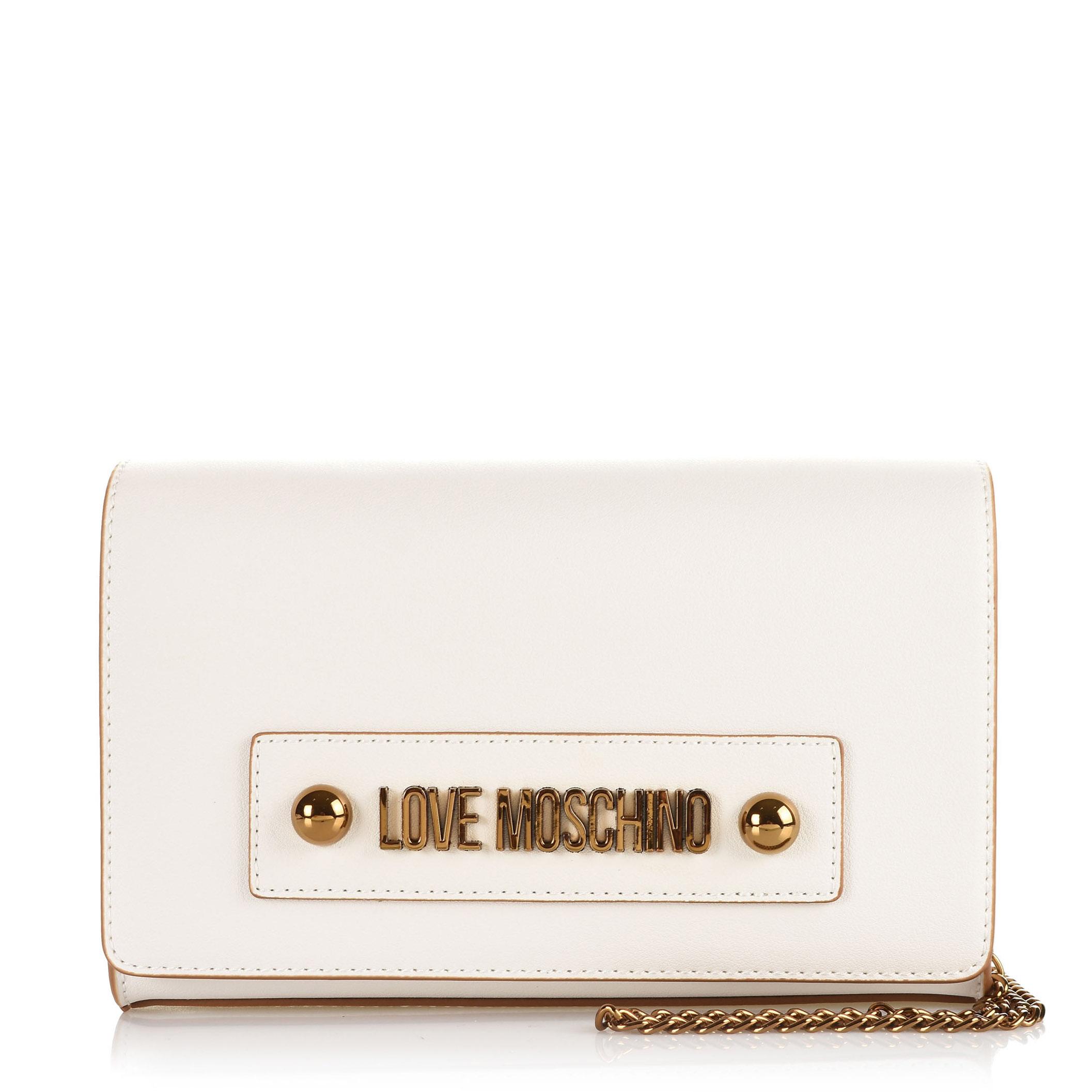 Τσάντα Ώμου-Χιαστί Love Moschino JC4026PP1ALD