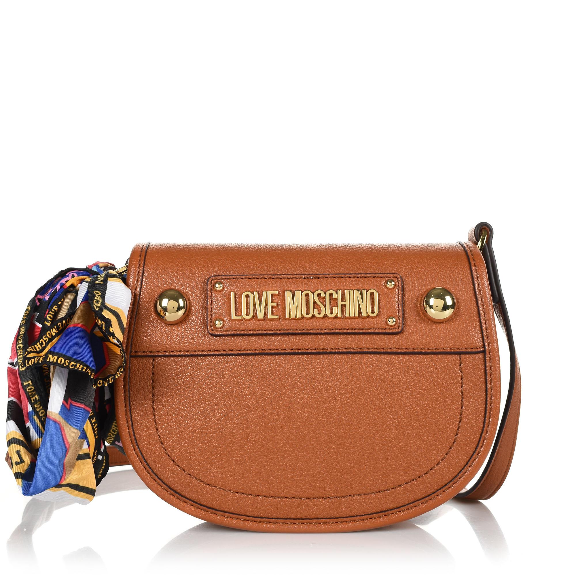 Τσάντα Ώμου-Χιαστί Love Moschino JC4039PP17LD