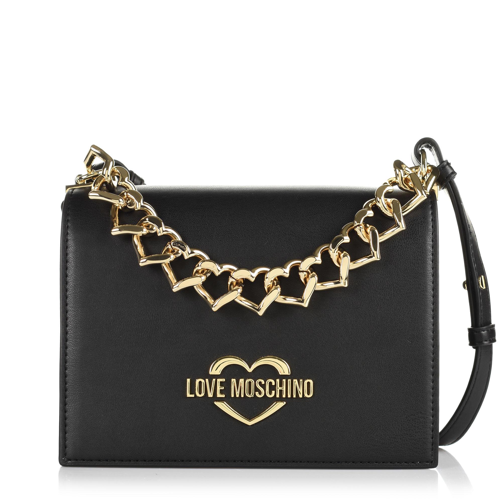 Τσάντα Ώμου-Χιαστί Love Moschino JC4043PP1ALF