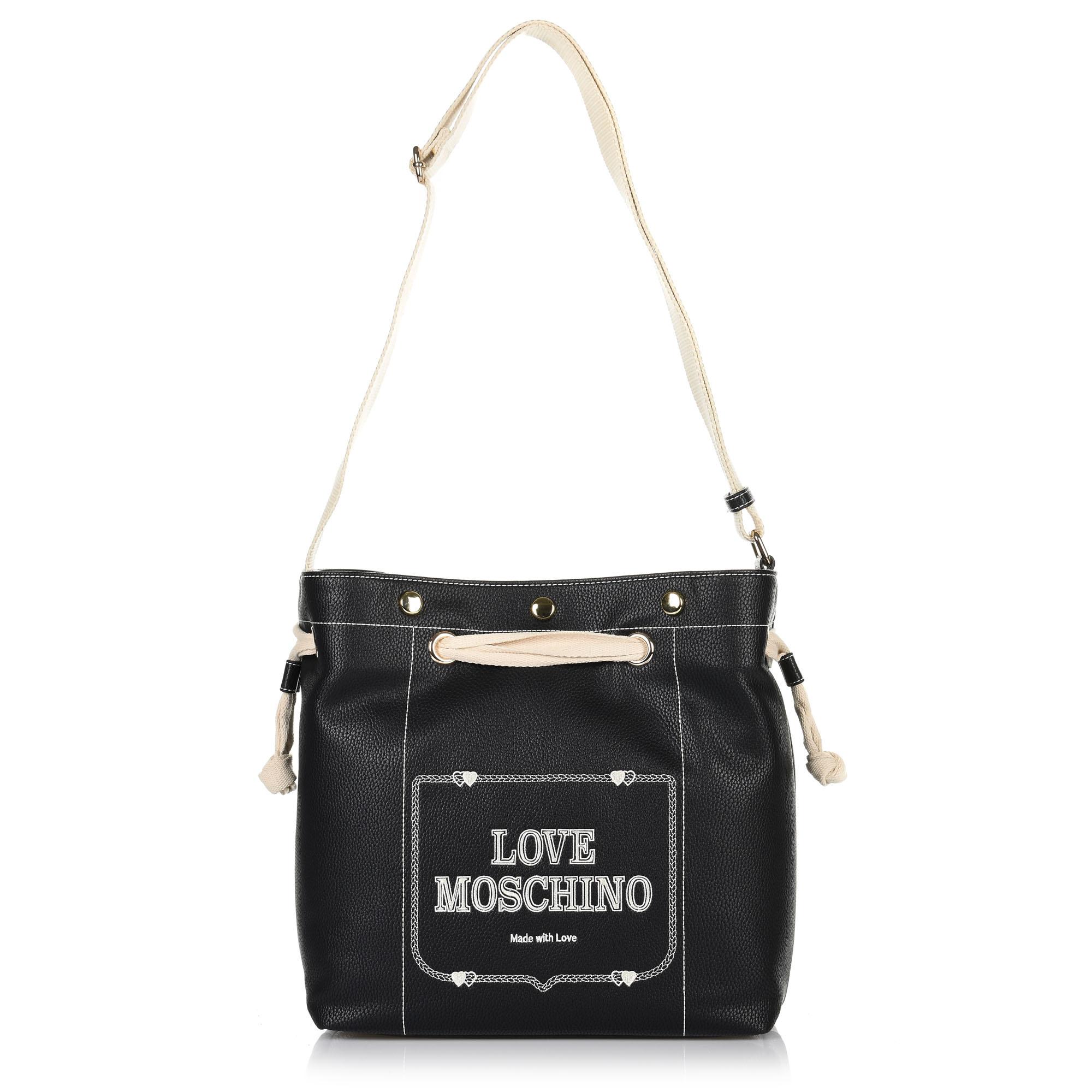 Τσάντα Ώμου-Χιαστί Love Moschino JC4076PP17LH 766f4192324
