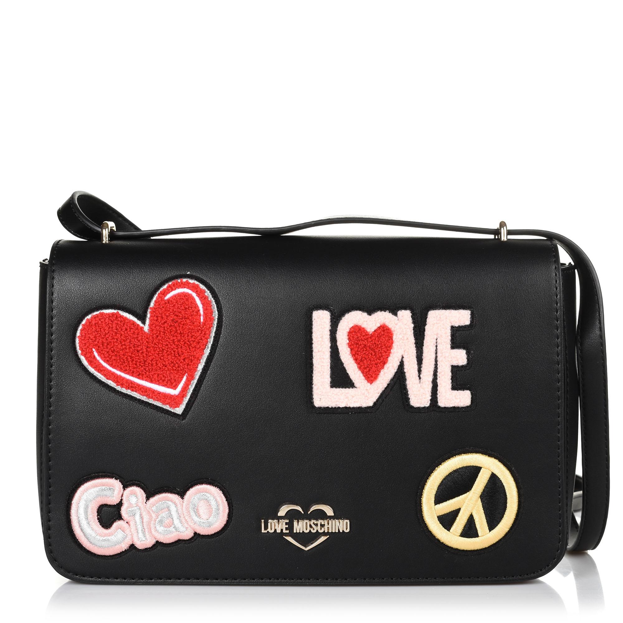Τσάντα Ώμου-Χιαστί Love Moschino JC4083PP17LJ