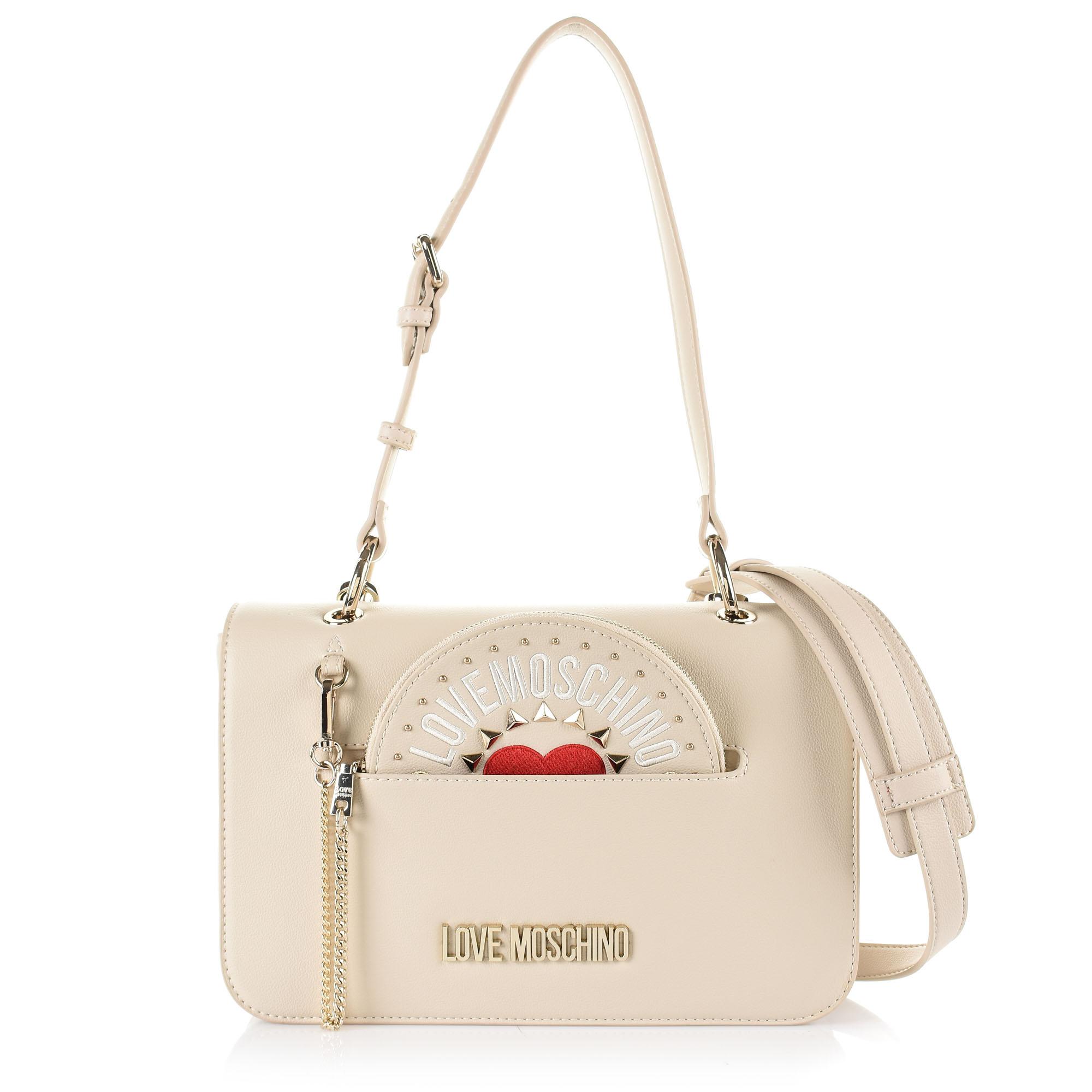 Τσάντα Ώμου-Χιαστί Love Moschino JC4102PP1ALQ