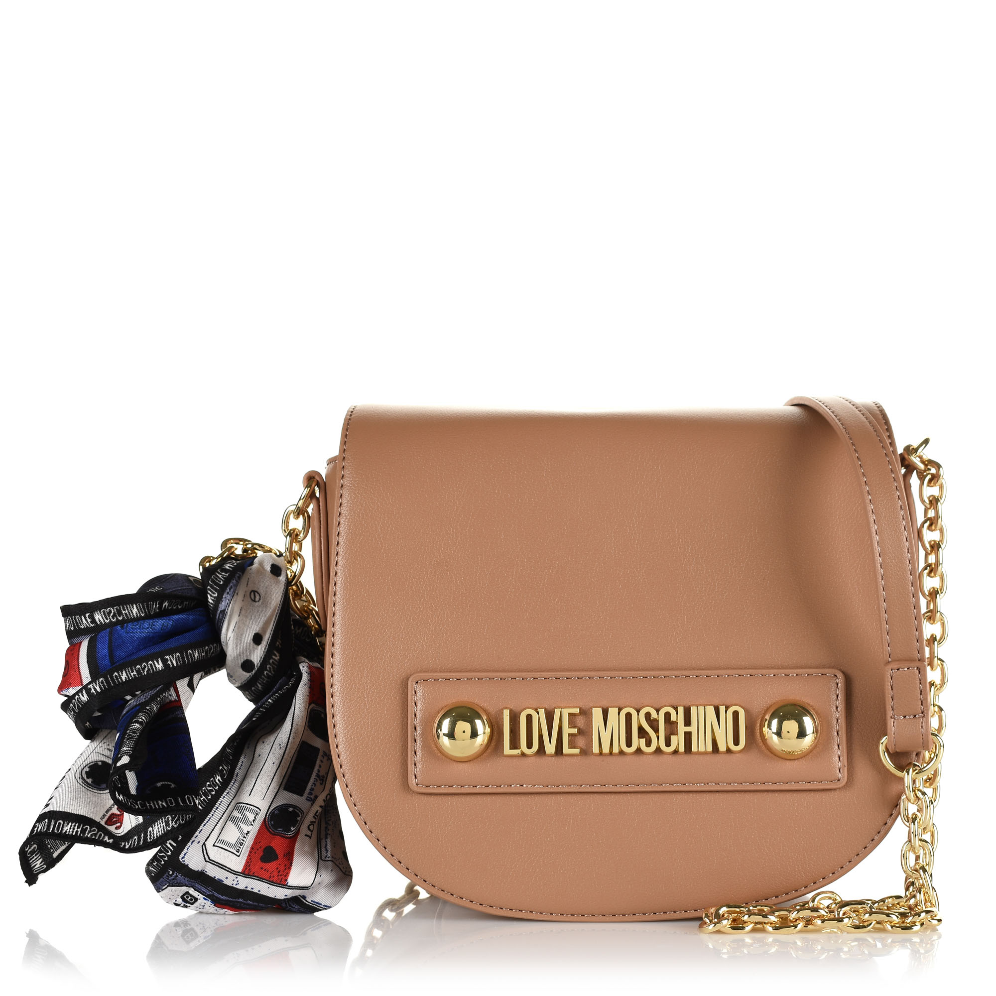 Τσάντα Ώμου-Χιαστί Love Moschino JC4221PP08KD