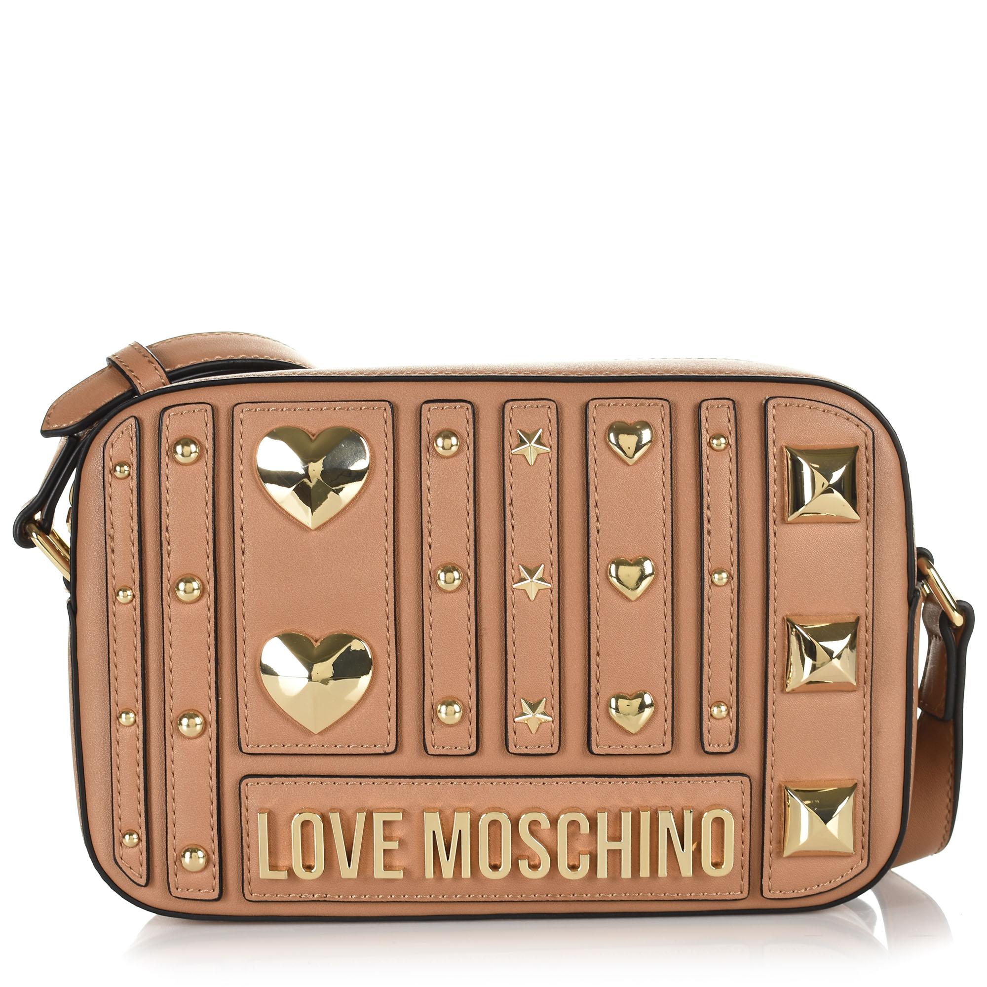 Τσάντα Ώμου-Χιαστί Love Moschino JC4240PP08KF
