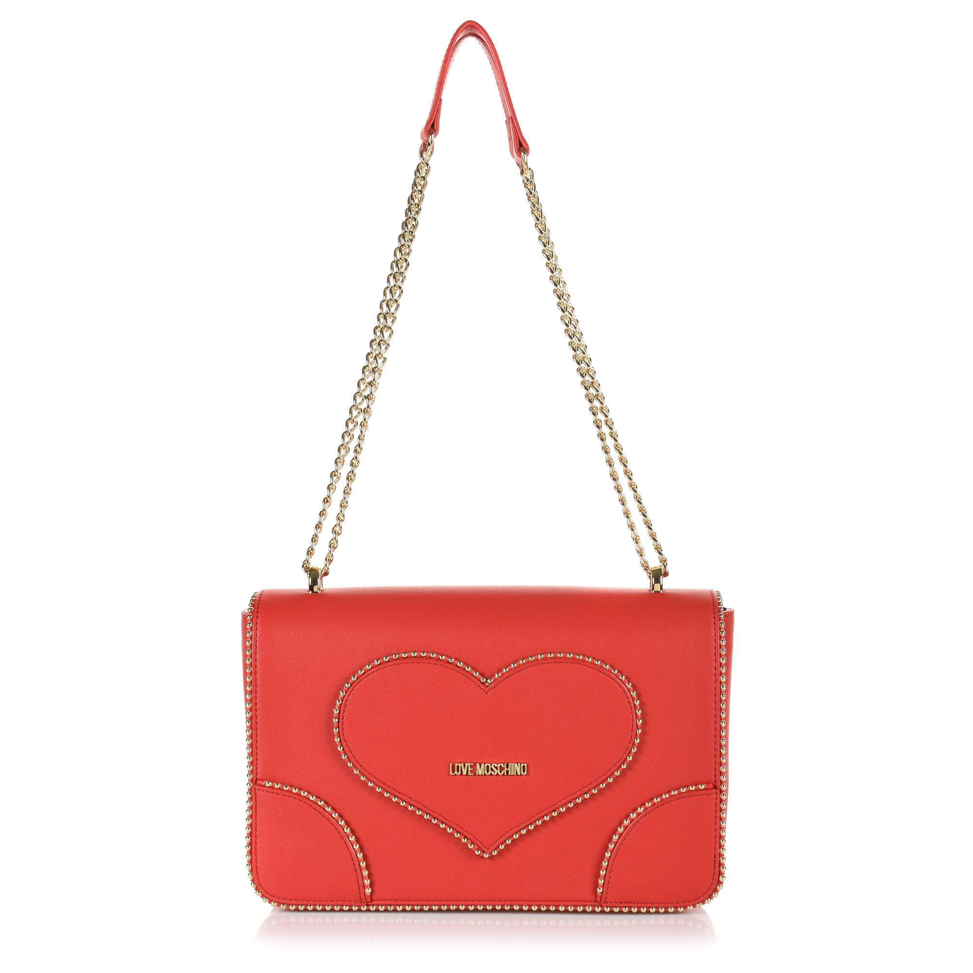 Τσάντα Ώμου-Χιαστί Love Moschino JC4243PP08KG