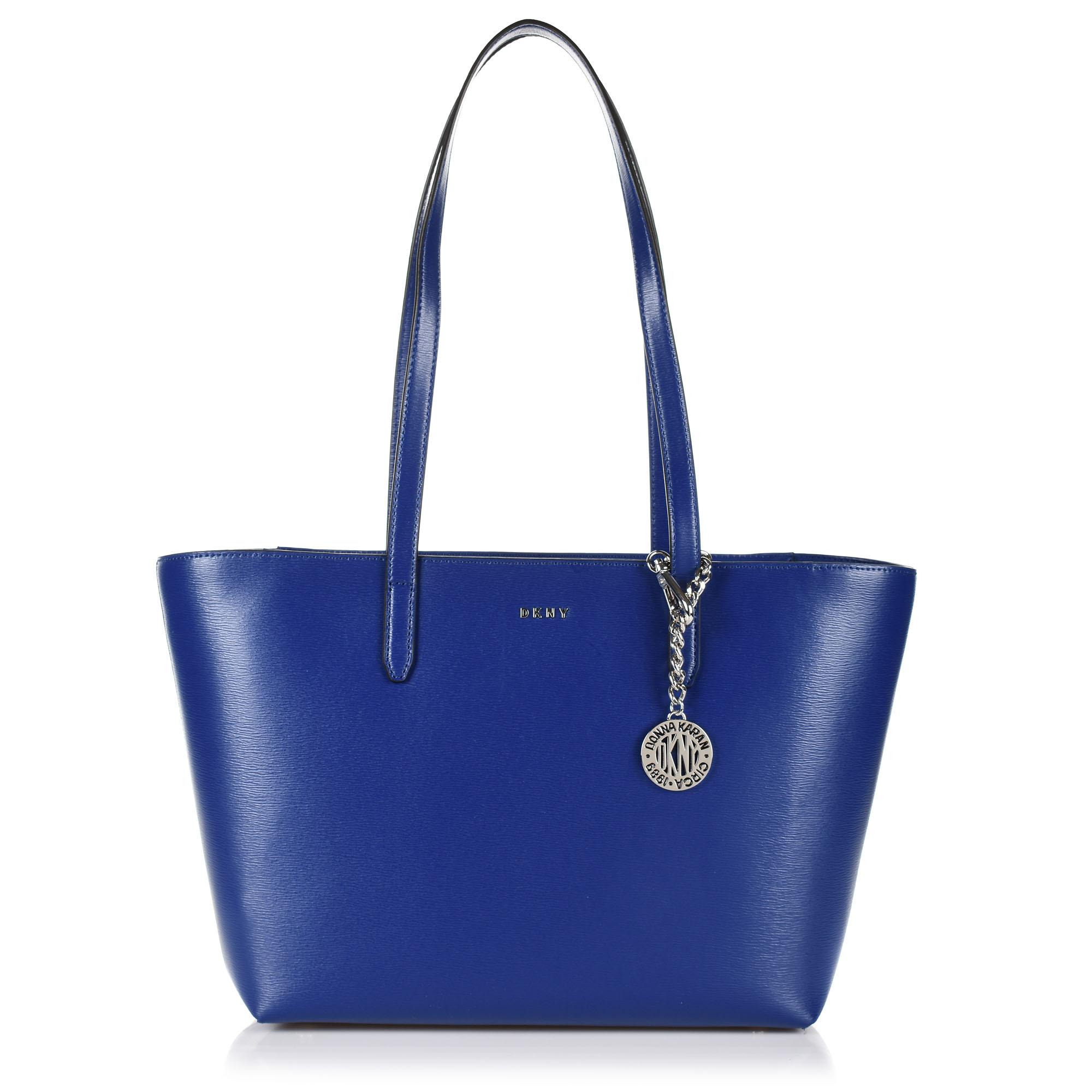 Δερμάτινη Τσάντα Ώμου DKNY Bryant Medium Tote R74A3014
