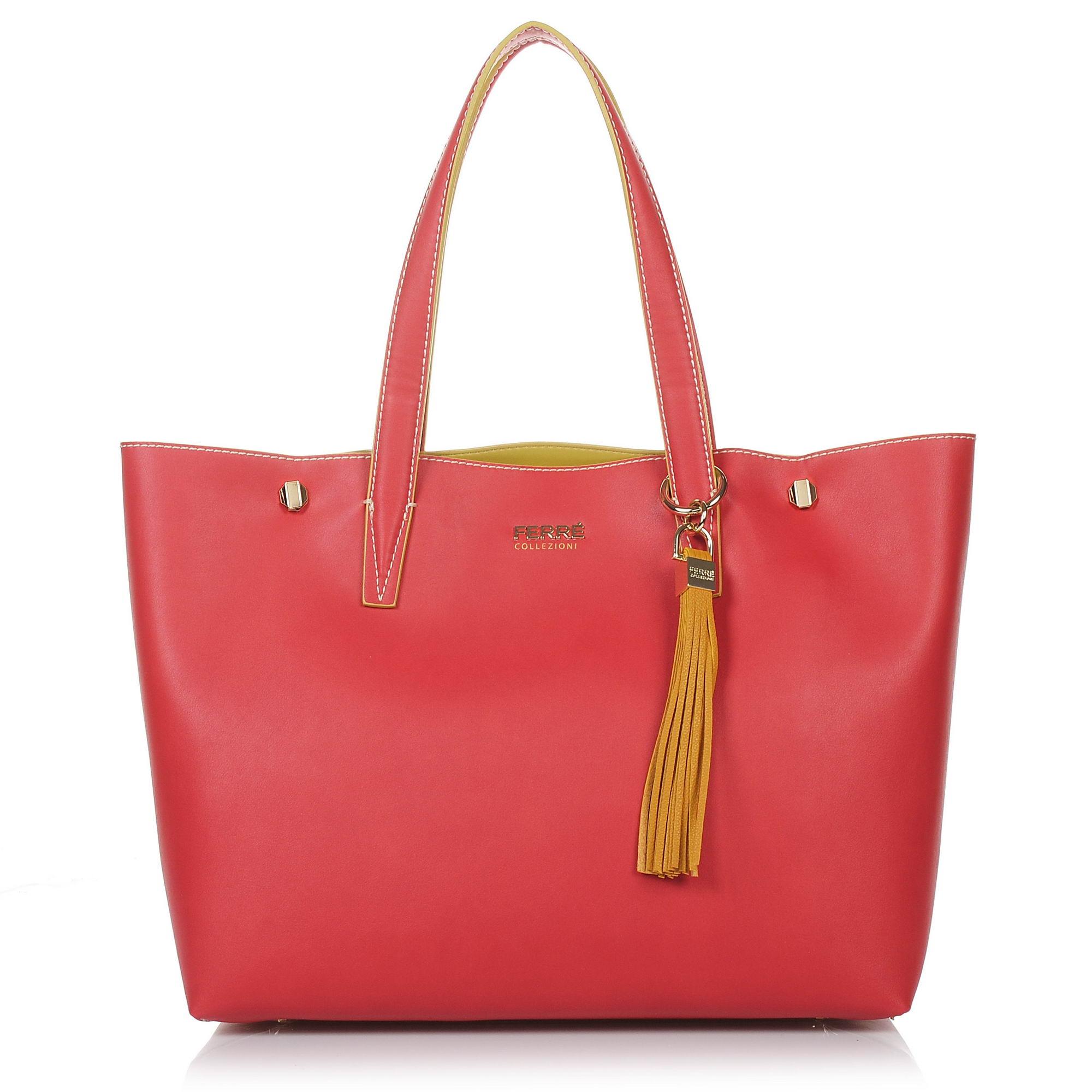 Τσάντα Ώμου Ferre Bag Haddar Ferre 'Collezioni' FFD1Q1044