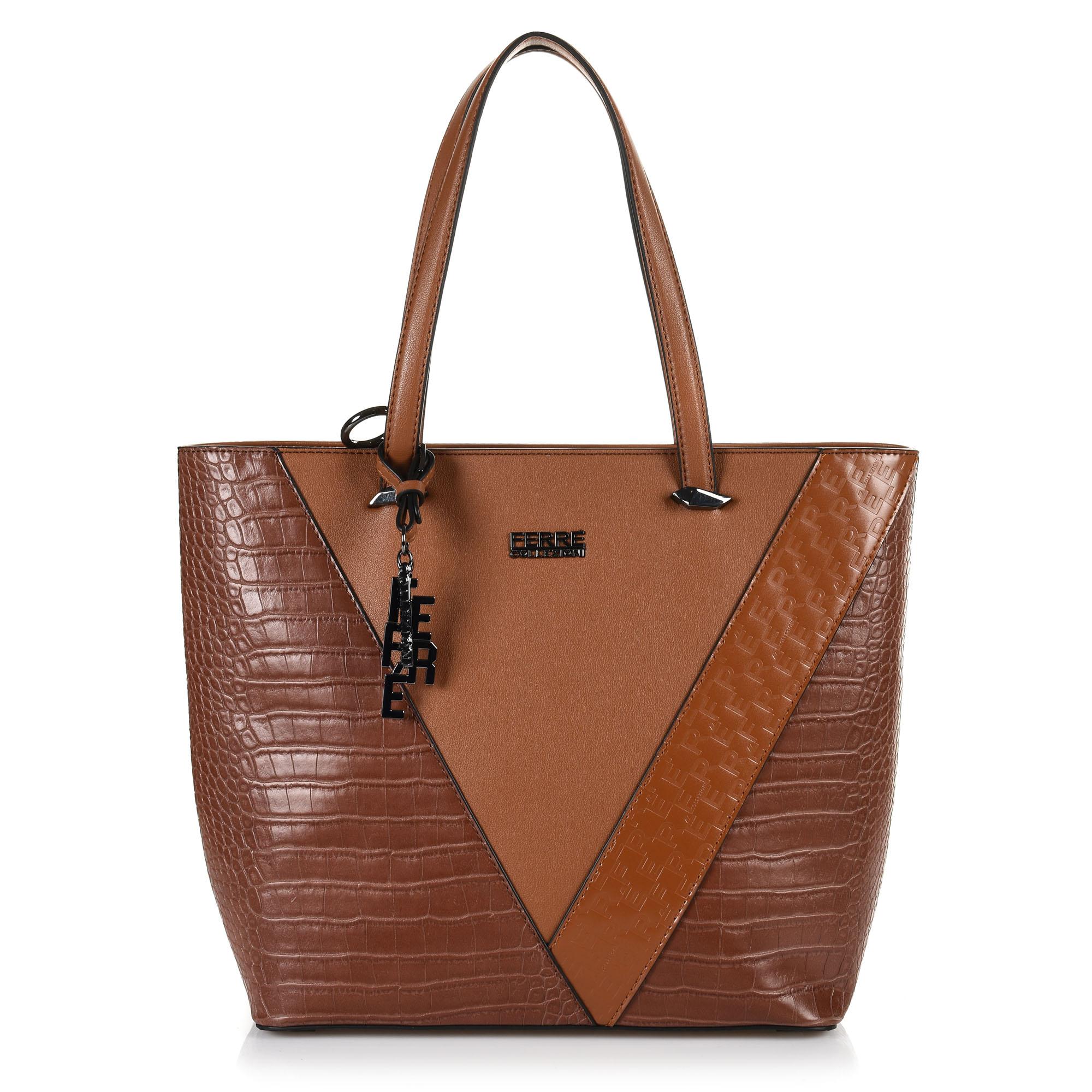 Τσάντα Ώμου Ferre Tigri IFD1B2 048