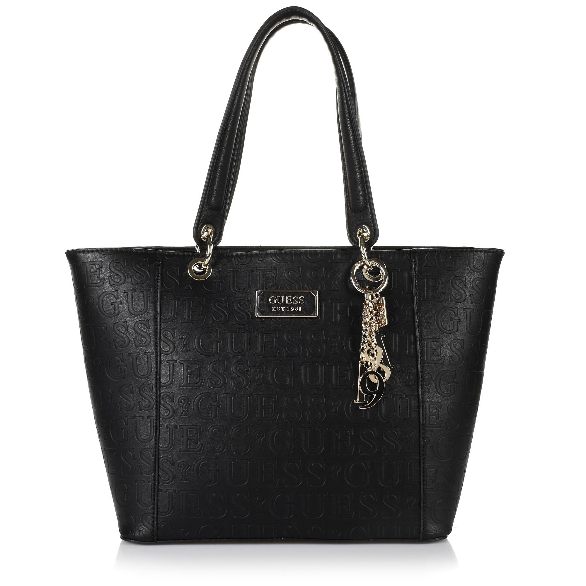 Τσάντα Ώμου Guess Kamryn VD669123